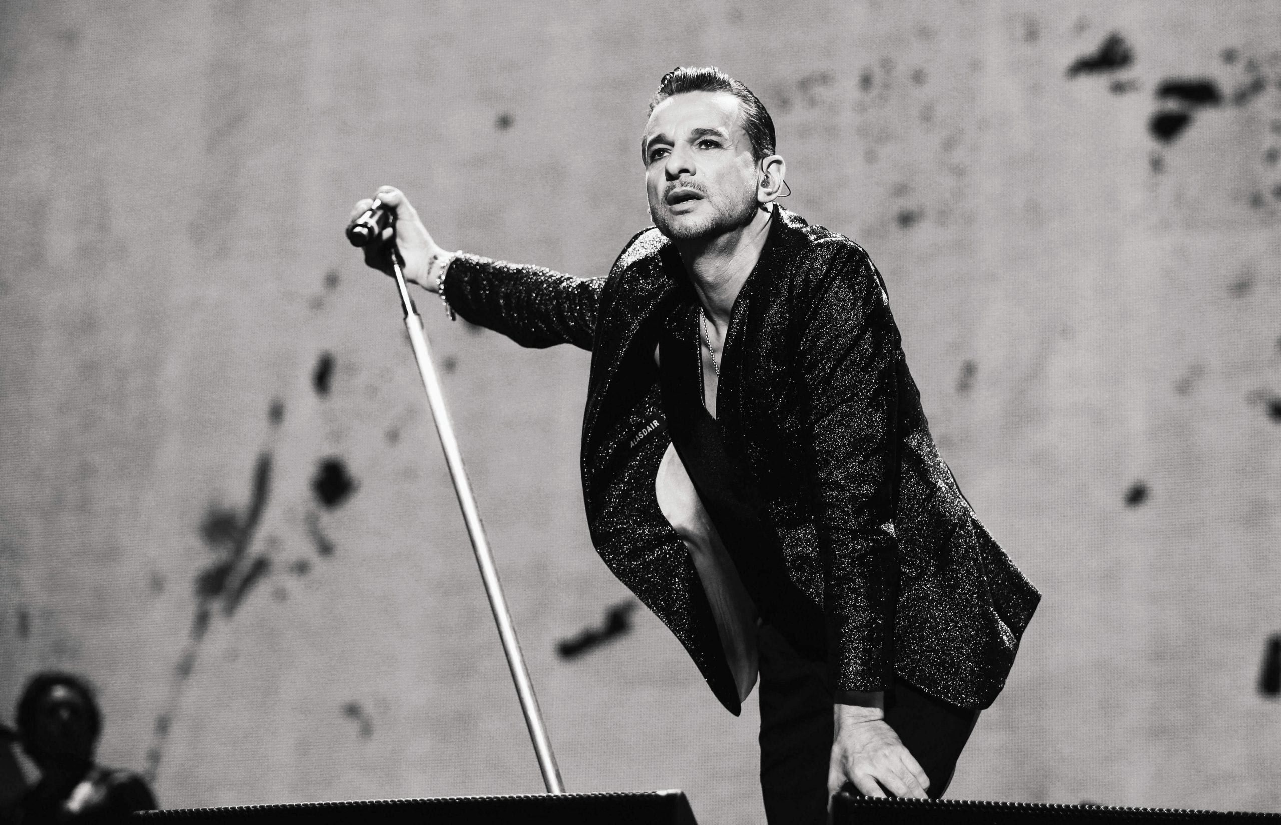 Depeche Mode's Dave Gahan: why I don't understand my own band