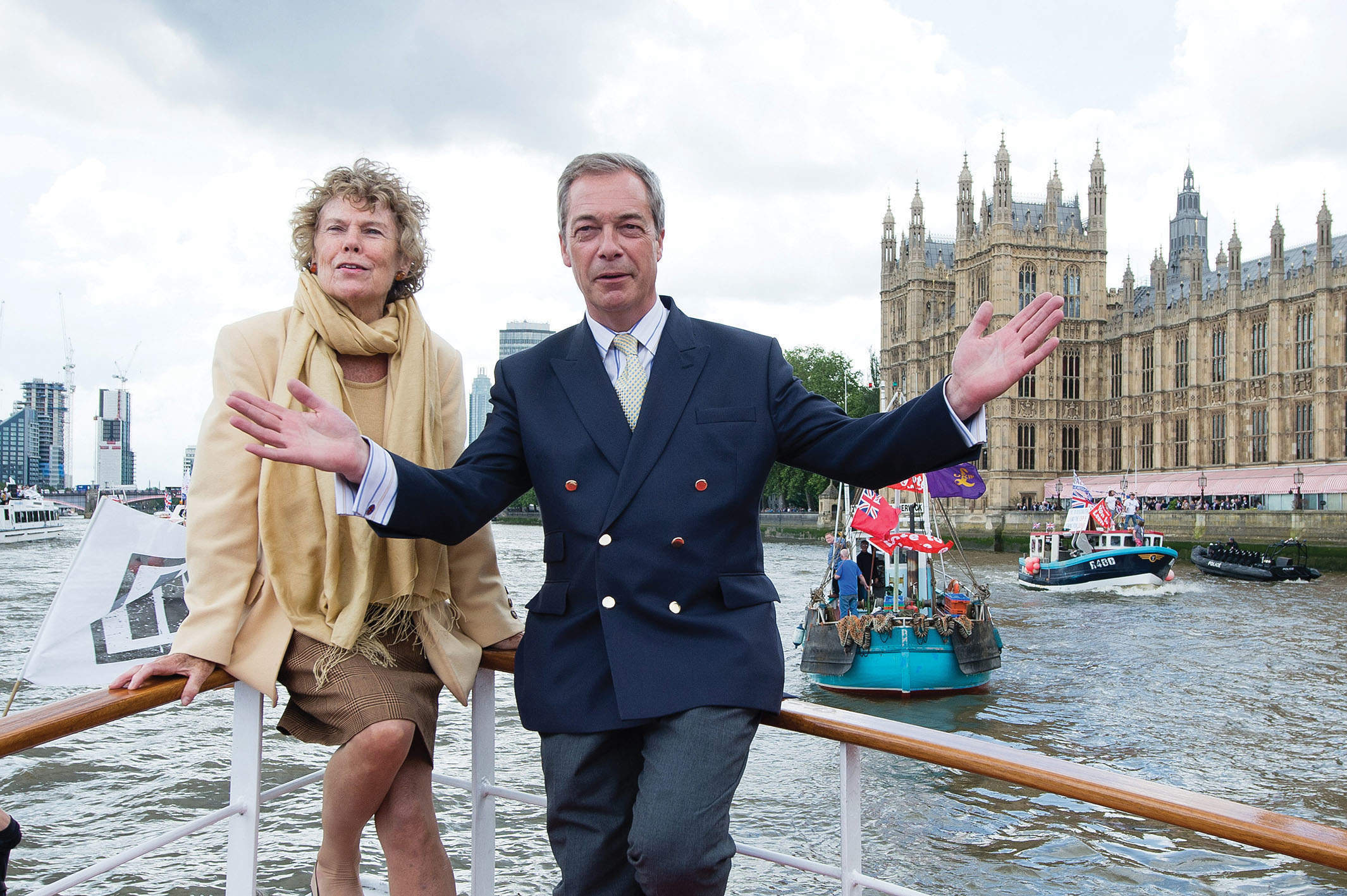 View from Vauxhall: Ground Zero for the Take Down Kate Hoey campaign