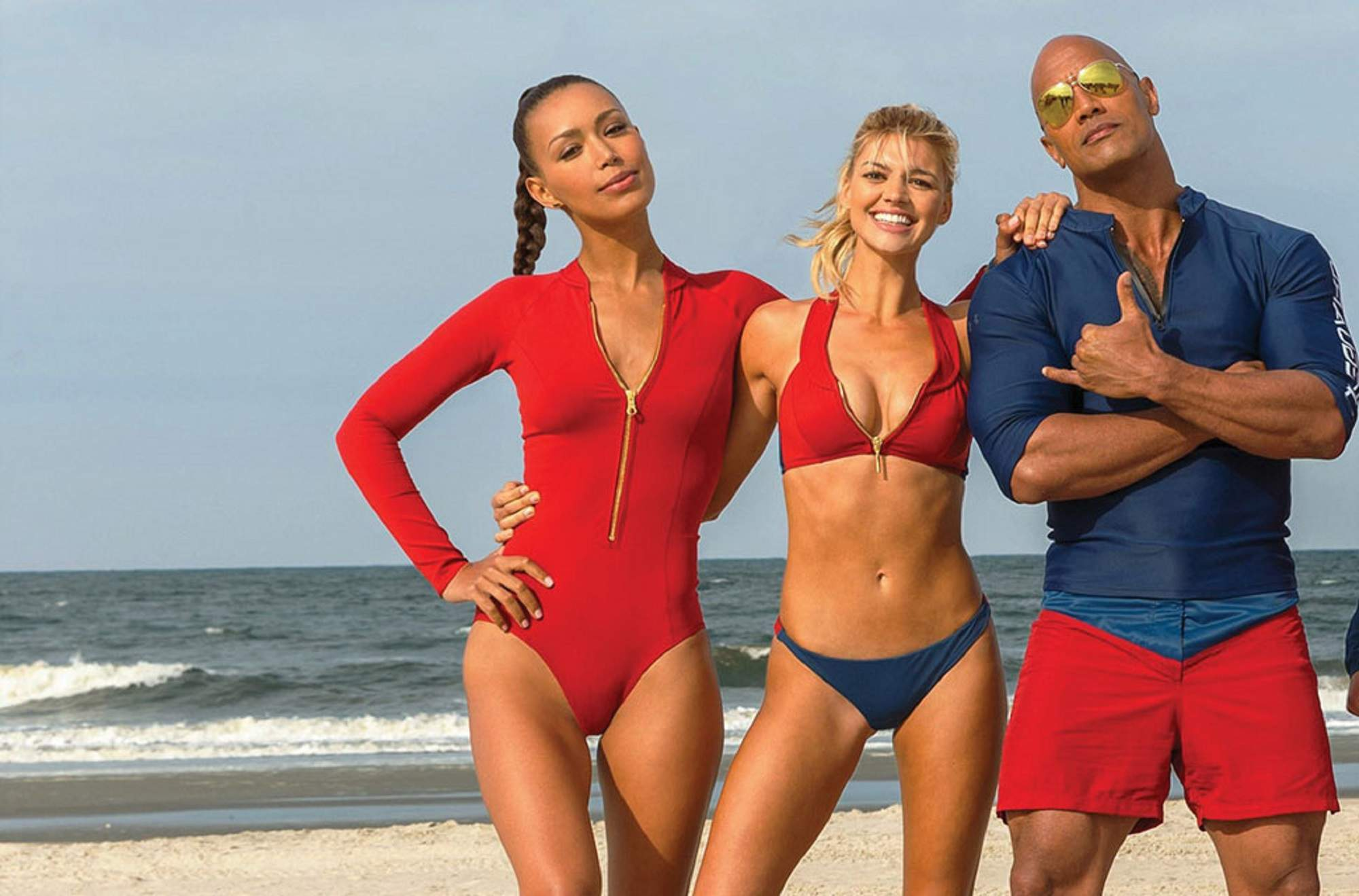 Seth Gordon has achieved the impossible - he's dumbed down Baywatch