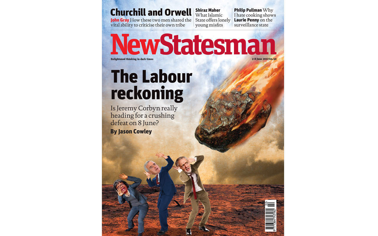 The New Statesman Cover   The Labour reckoning
