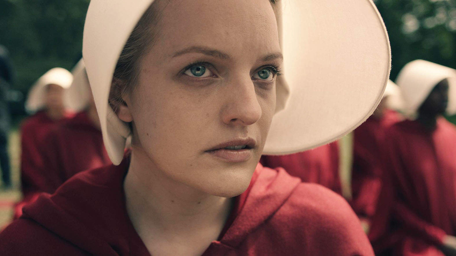 The Handmaid's Tale could be straight out of Raqqa