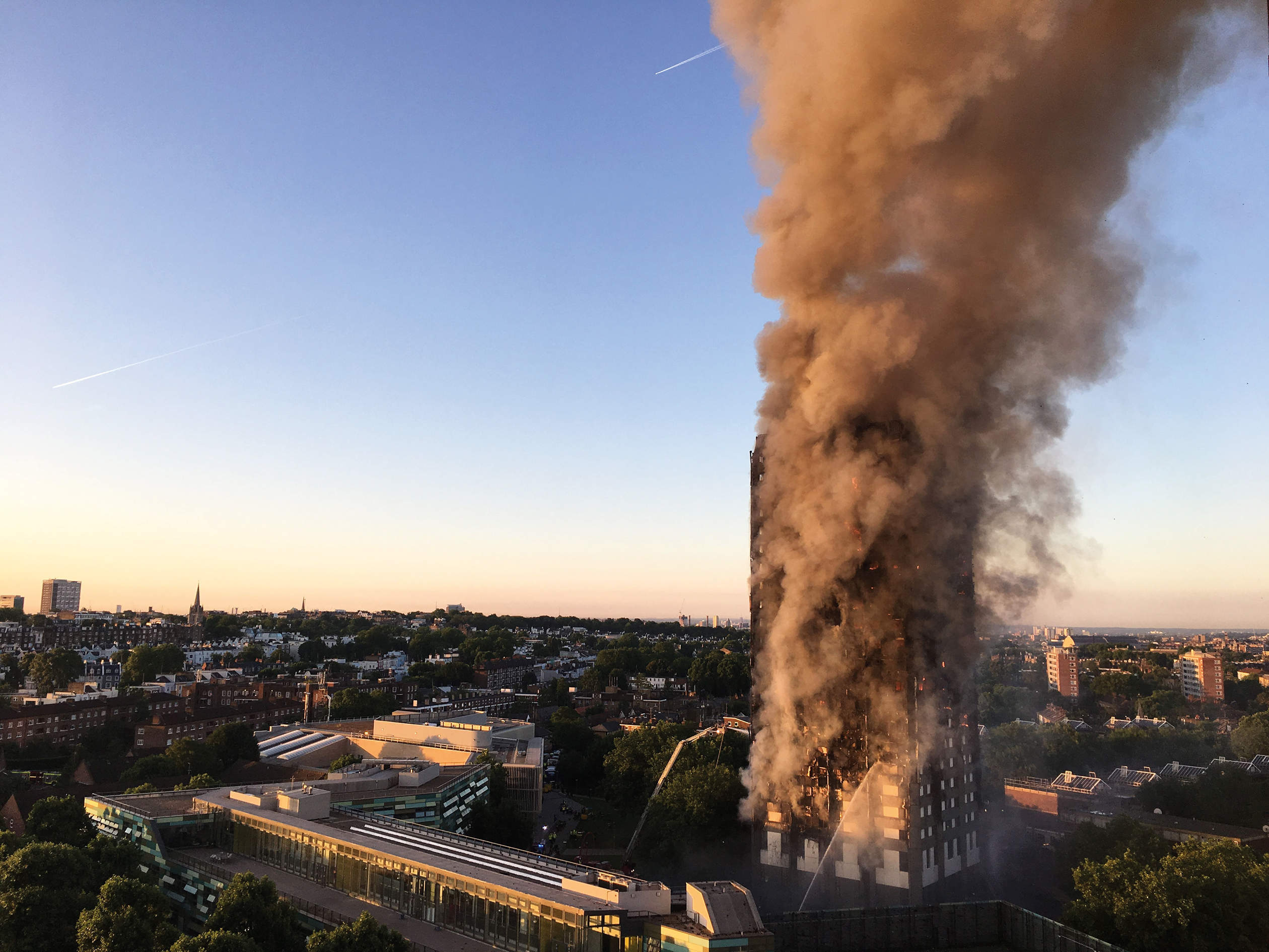 How the fire at Grenfell Tower exposed the ugly side of the housing boom