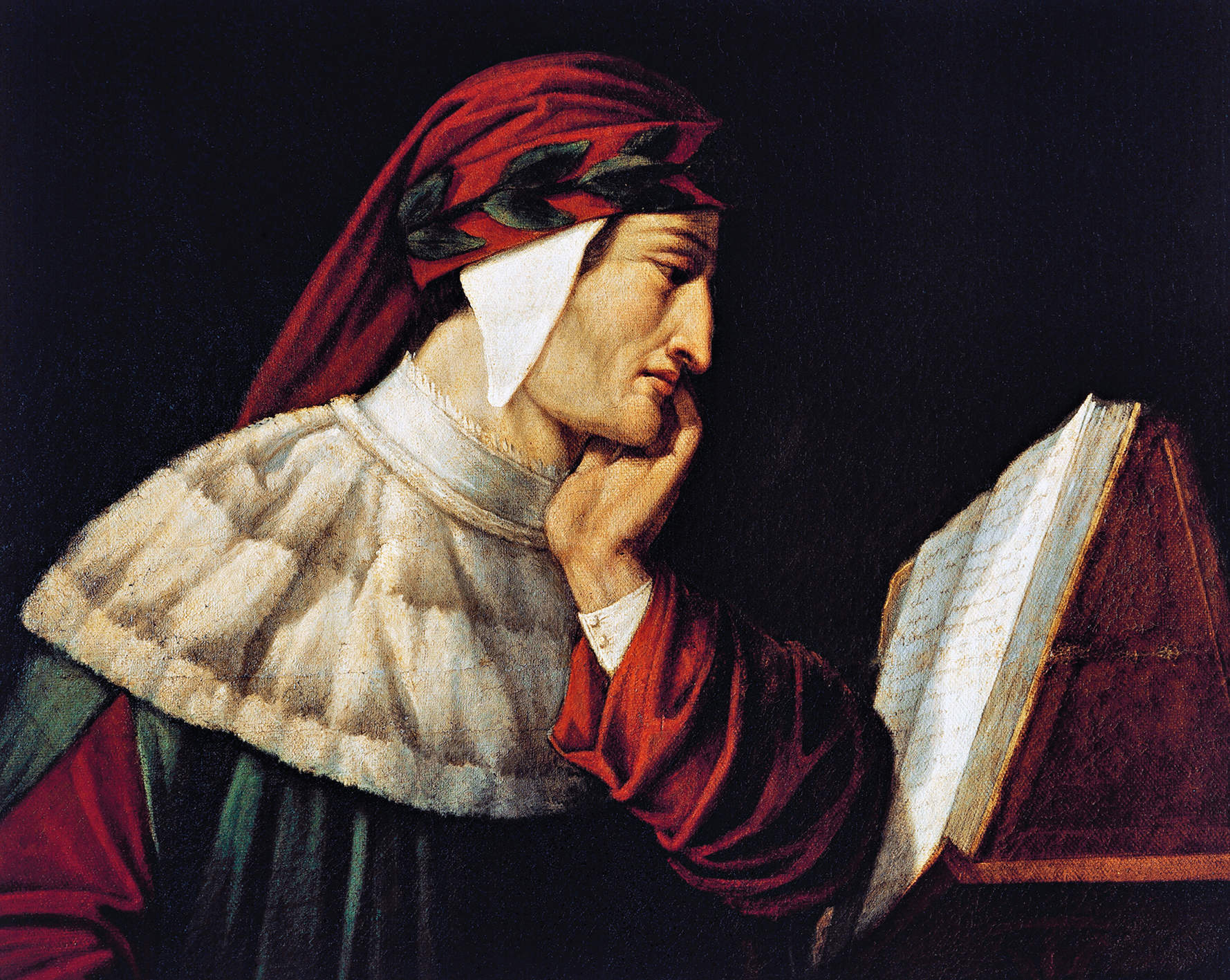 If you're uncertain how long it takes to age your wine, ask a descendant of Dante
