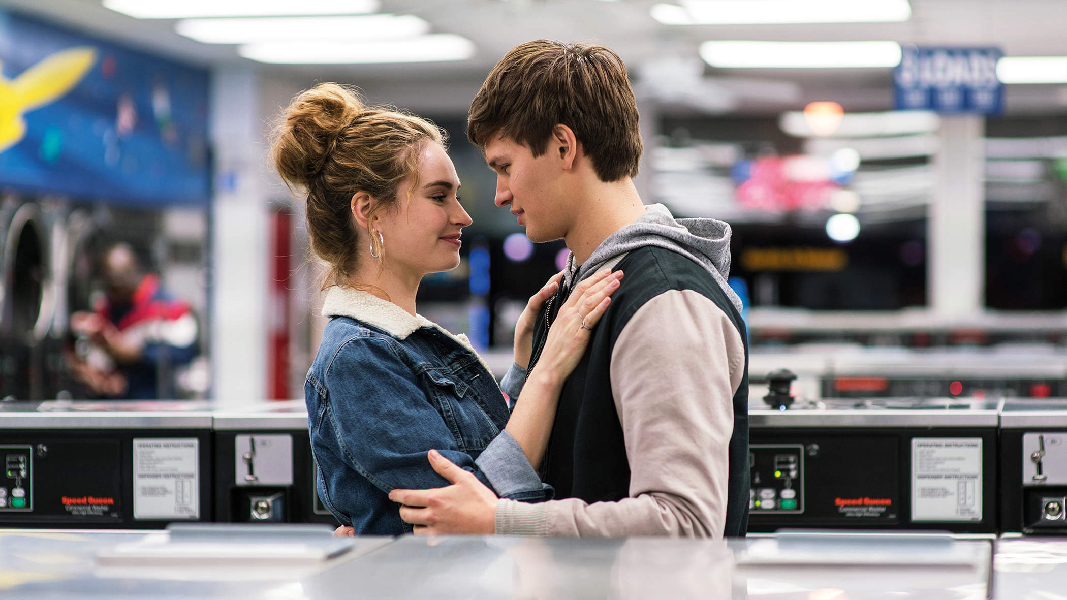 Baby Driver is a hundred-miles-an-hour car chase thriller that's cut like a musical