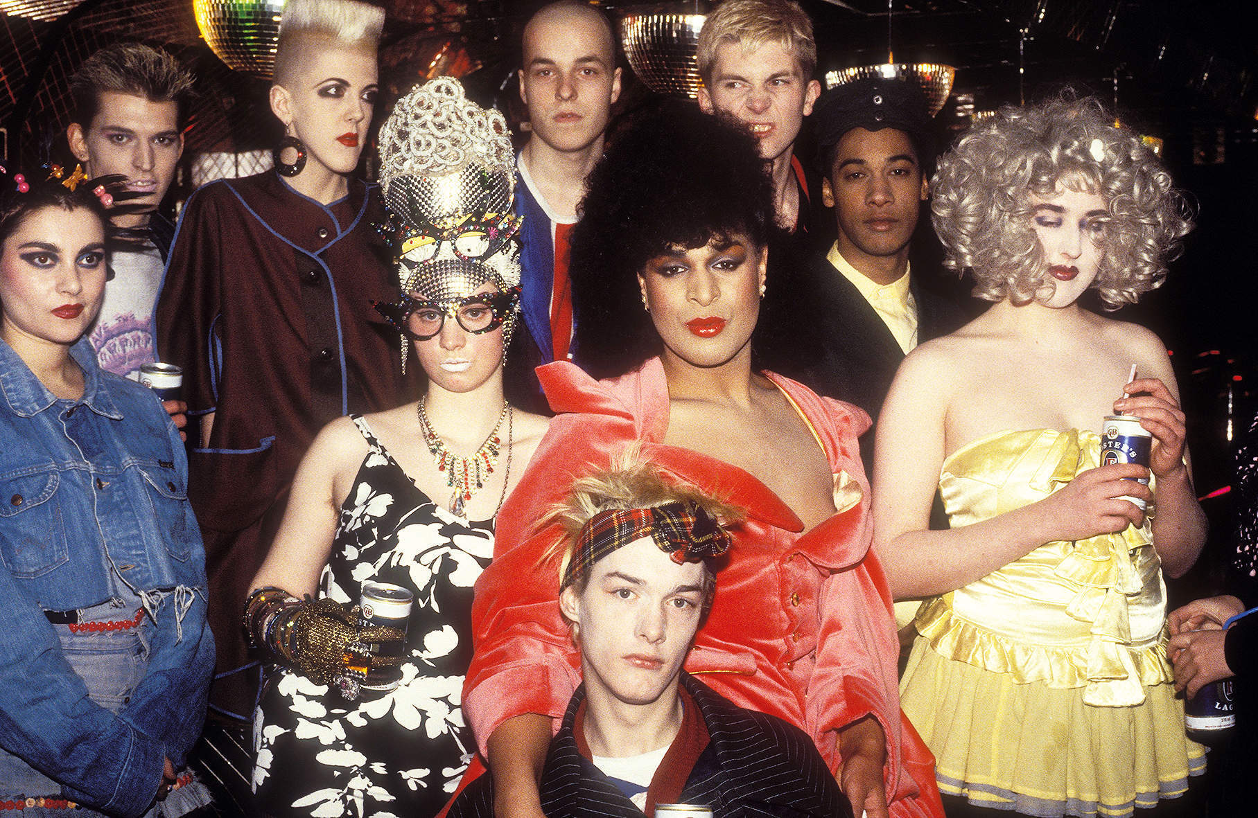 Queer City reveals a long tradition of gender-fluid Londoners