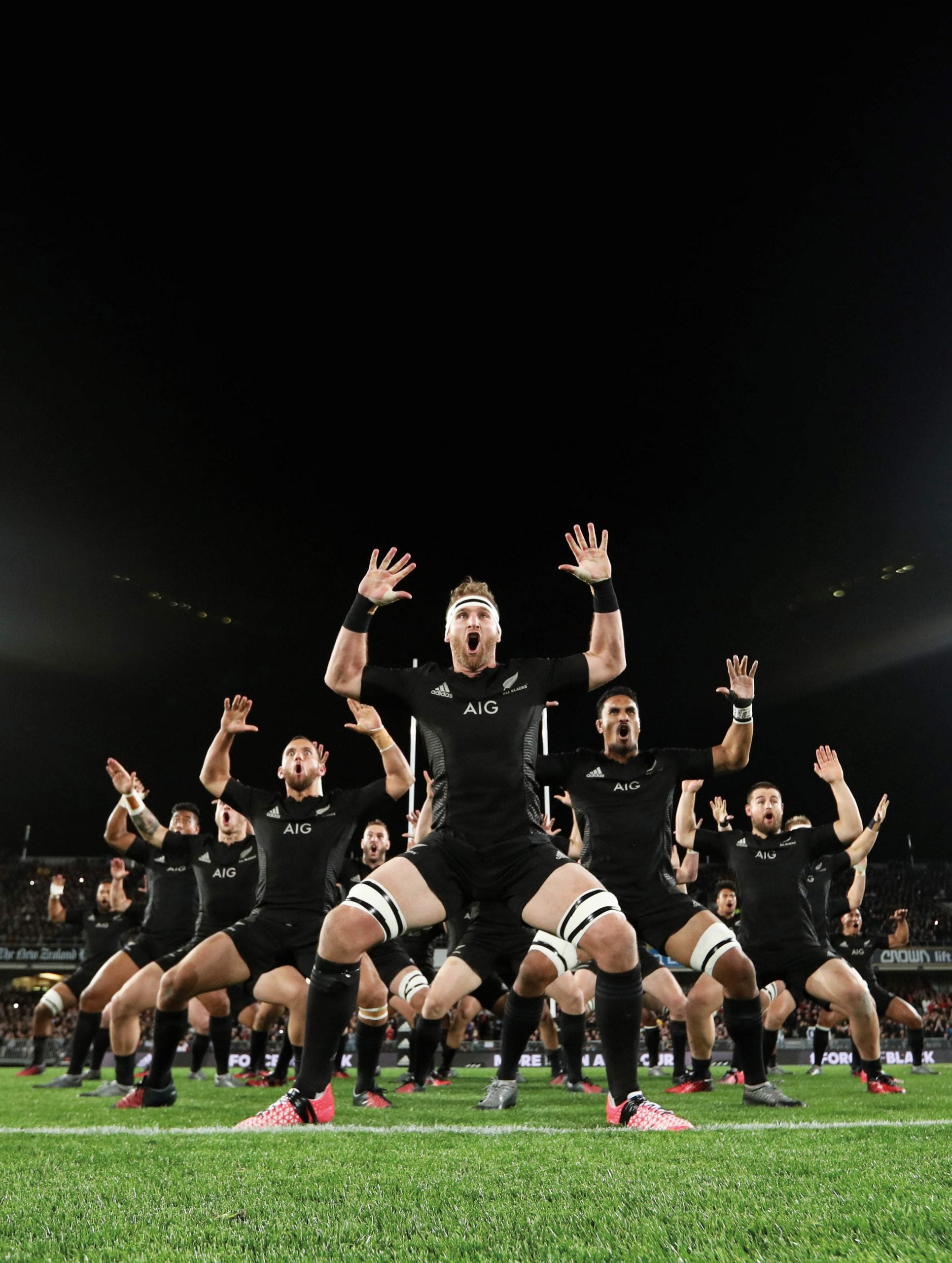 Why the All Blacks are so great