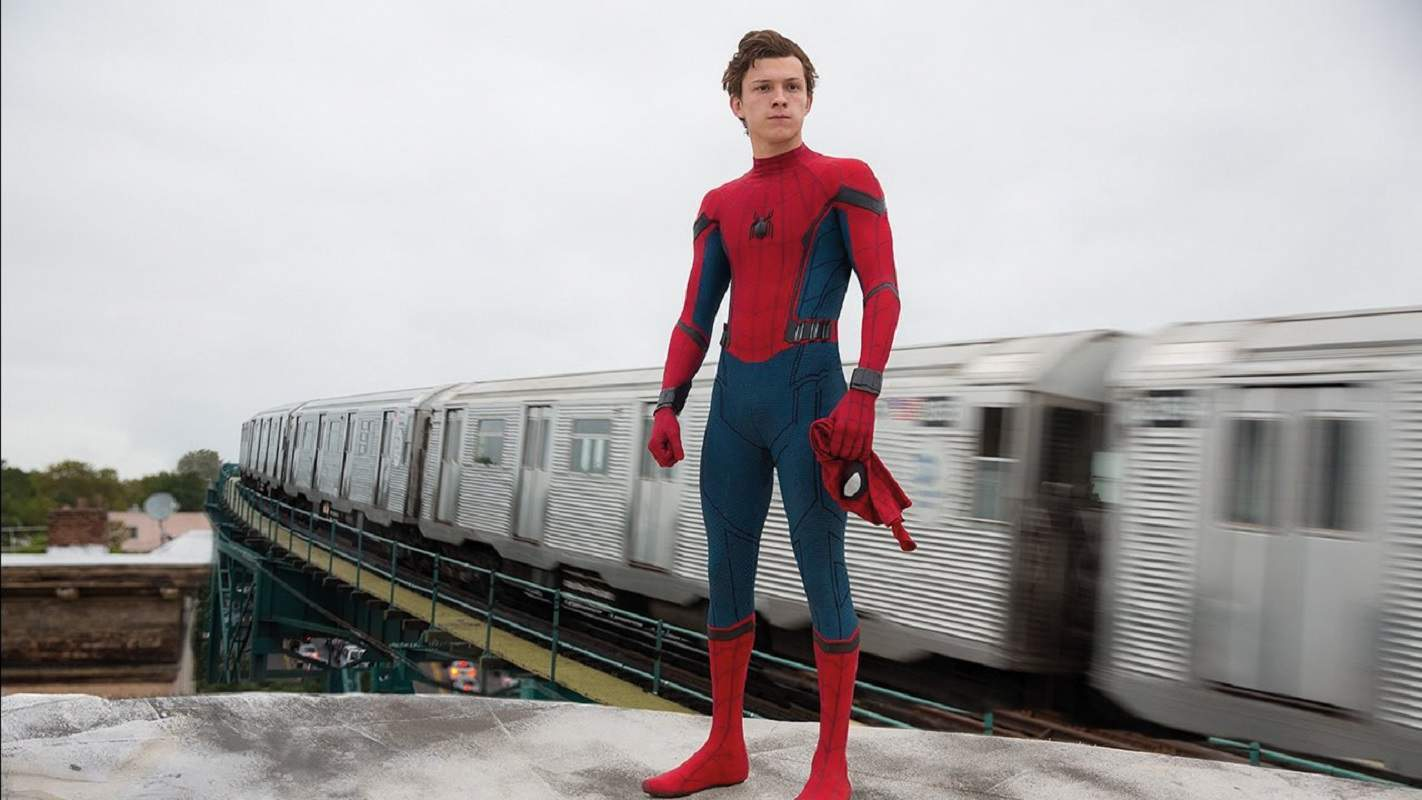 Tom Holland has youth on his side in Spider-Man: Homecoming