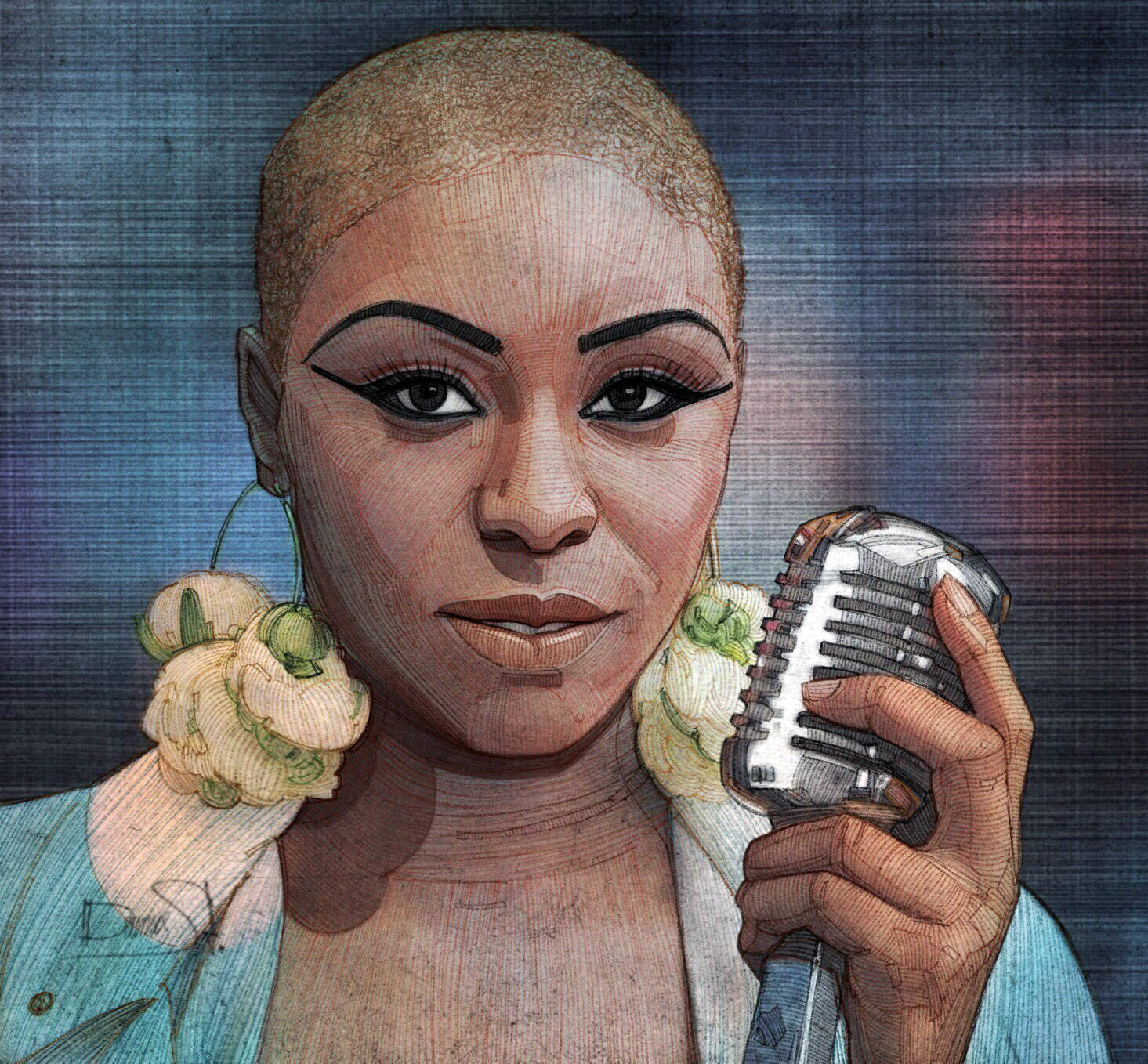 """Laura Mvula Q&A: """"The world of online dating is such a heinous process"""""""