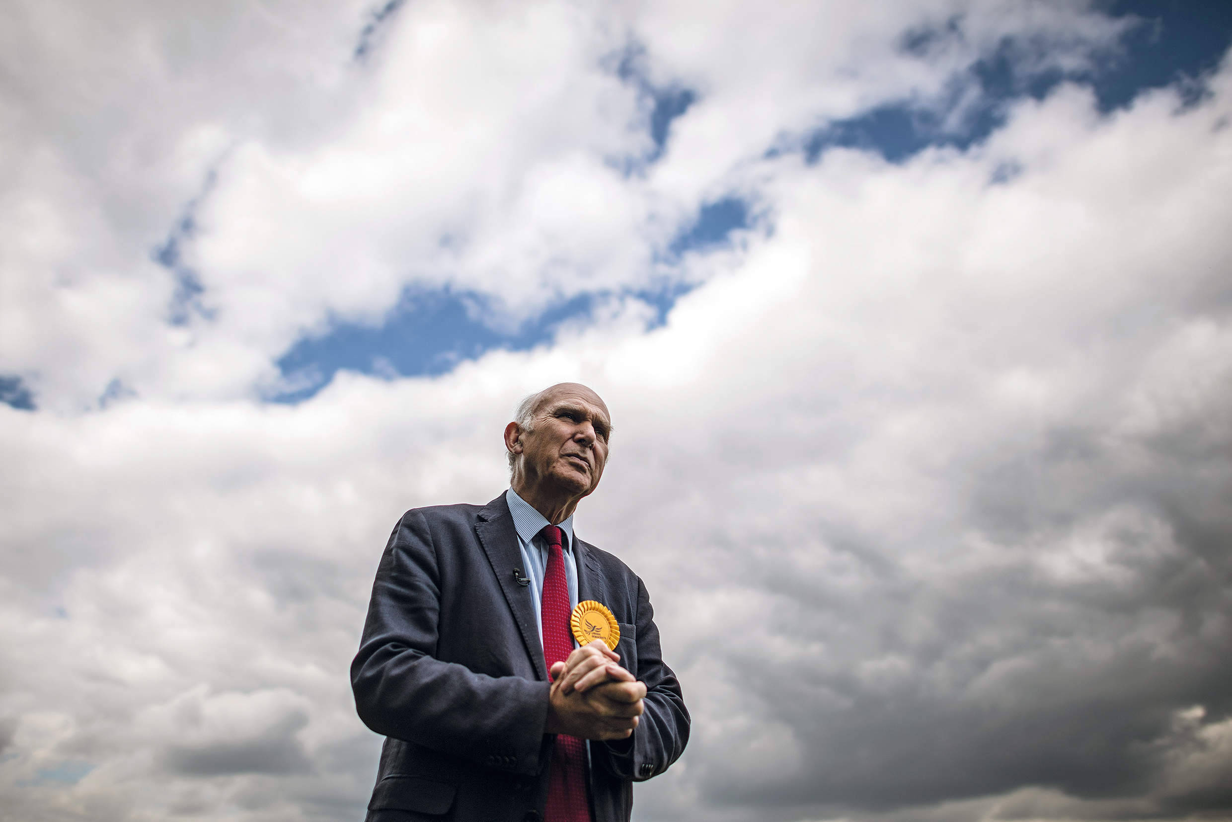 """Vince Cable: Theresa May's Tory conference speech """"could have been taken out of Mein Kampf"""""""