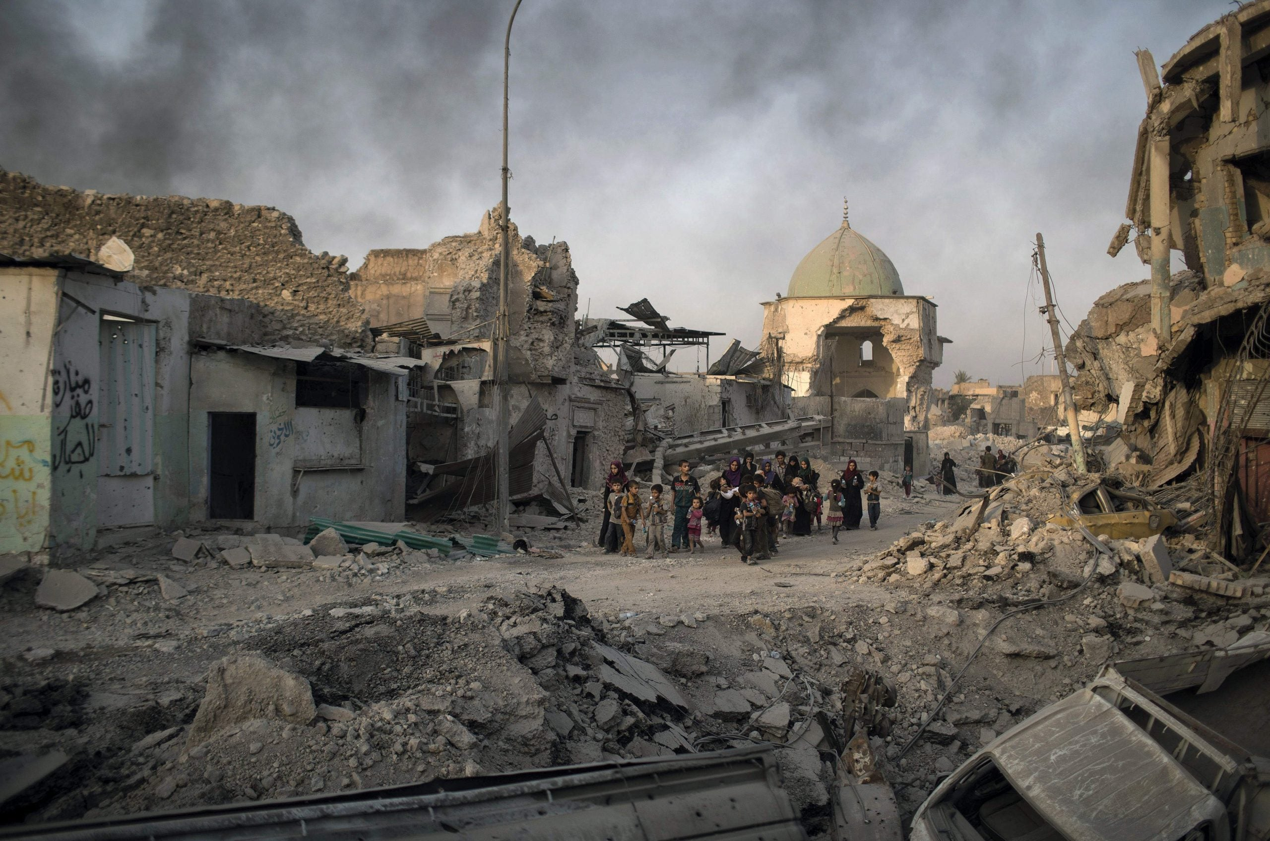 Mosul has fallen, but Islamic State is far from defeated