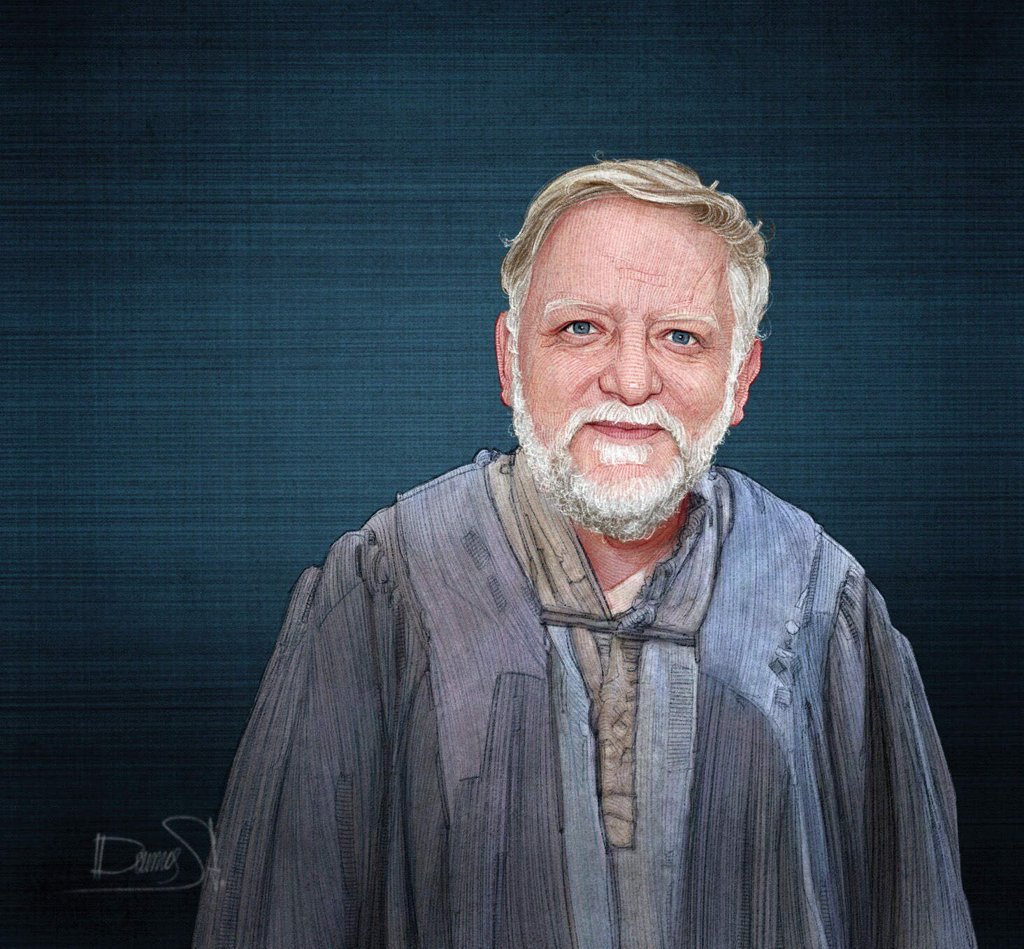 """Simon Russell Beale Q&A: """"I like the look of Macron! Let's see what he comes up with"""""""