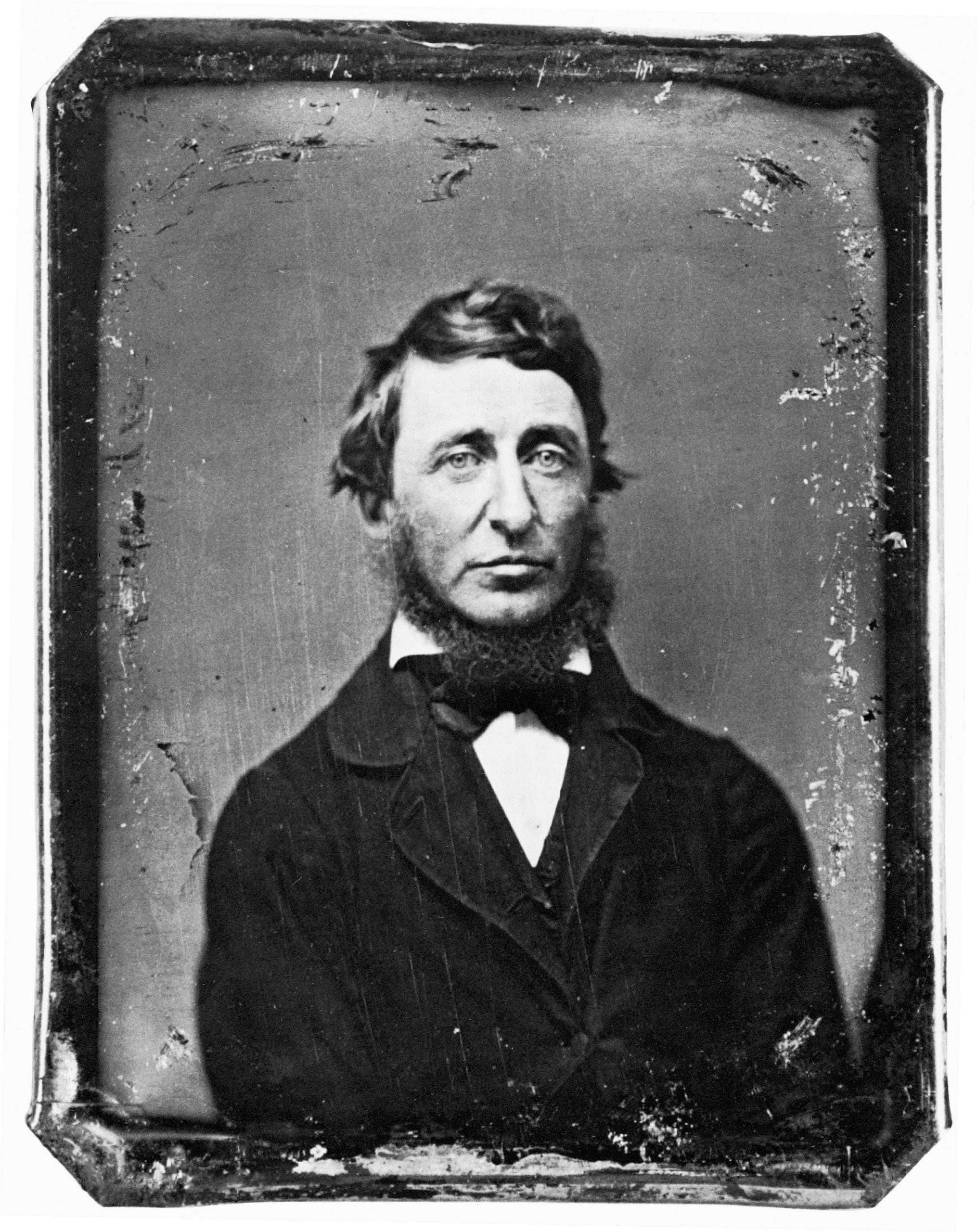 How Henry David Thoreau still surprises, 200 years after his birth