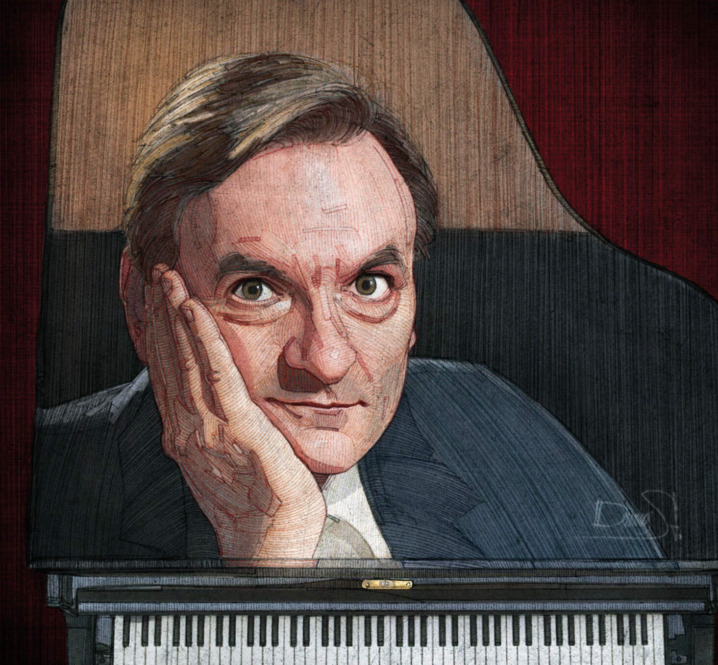 """Stephen Hough Q&A: """"Silence is the necessary soil for any thought to flourish"""""""