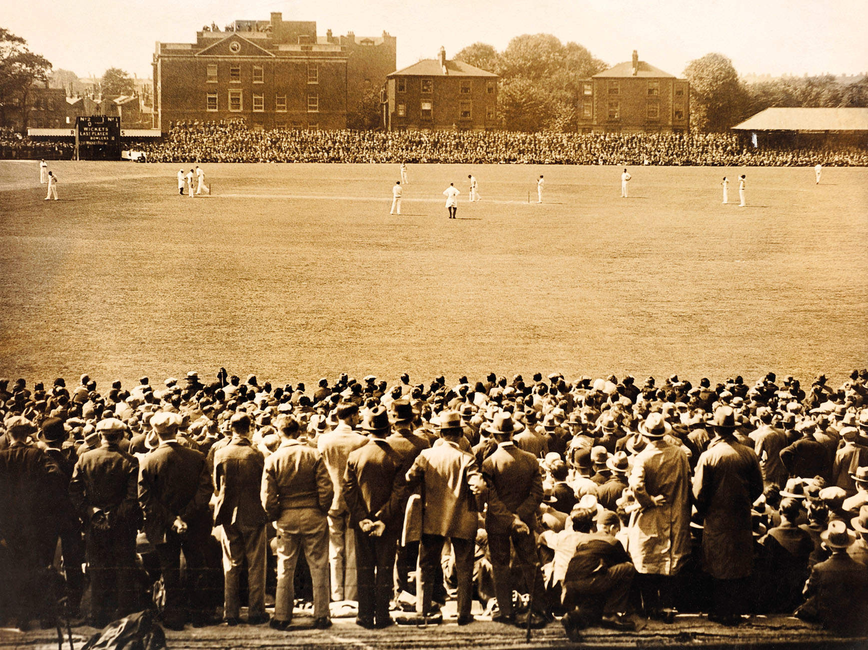 How the Oval regained its shape: the famous cricket ground hosts its 100th Test