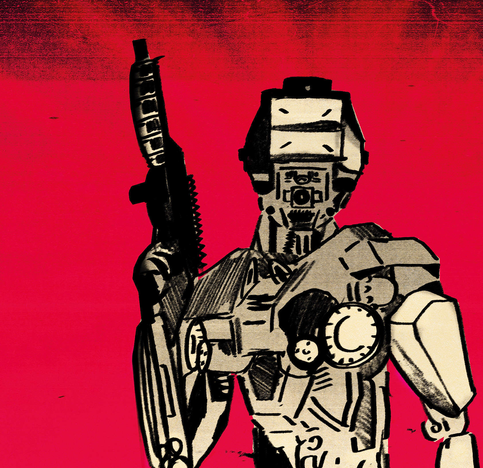 """Bots on the ground: can the rise of """"killer robots"""" be halted?"""