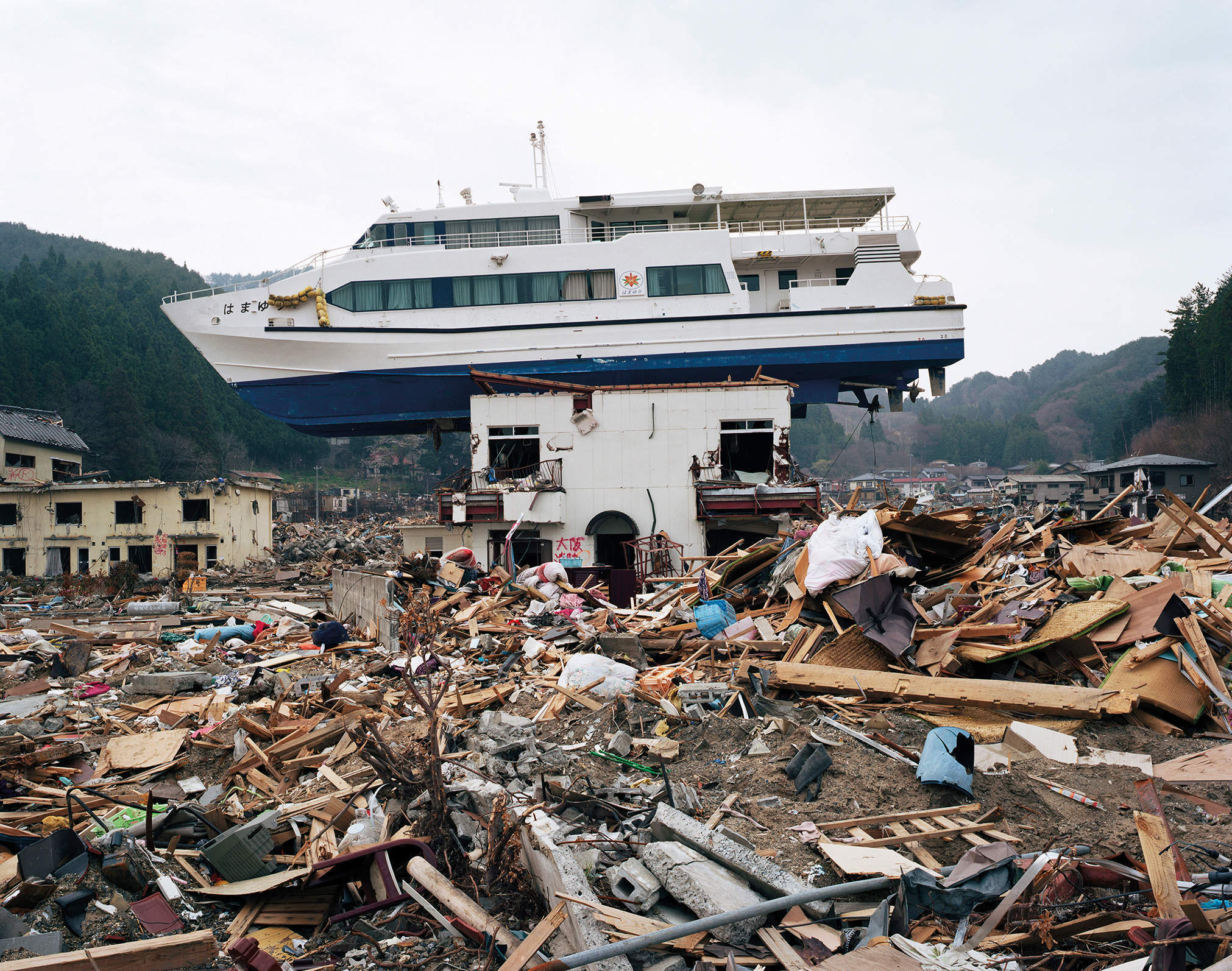 Ghosts of the Tsunami: what the disaster in Japan left behind