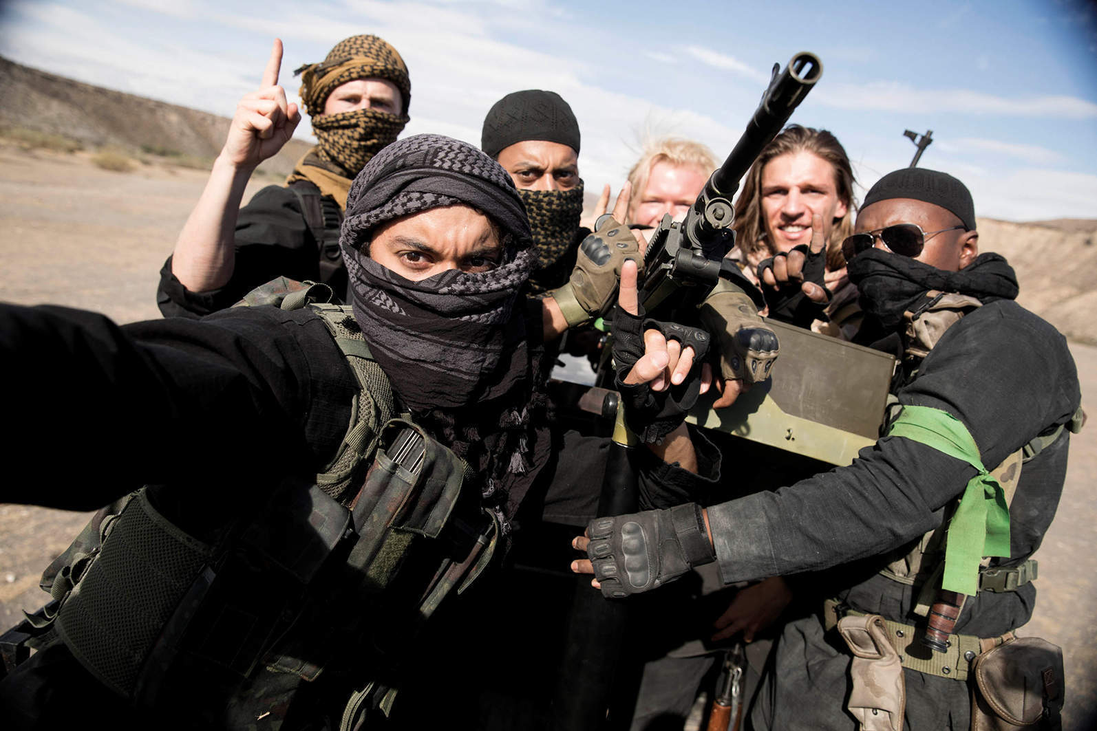 Isis drama The State shows the sheer stupidity of these young fanatics