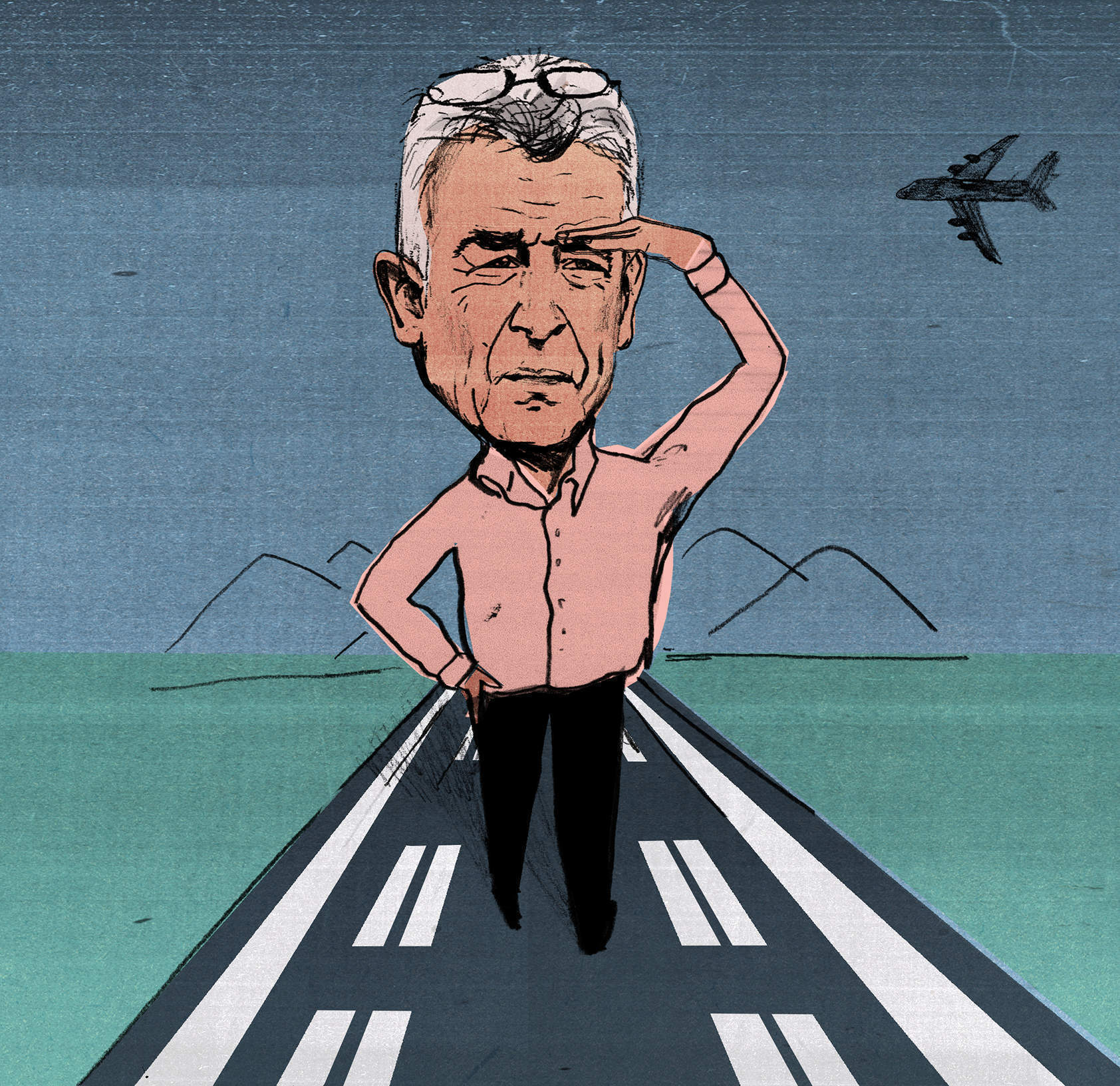 Ryanair comes down to earth: the hubris of Michael O'Leary