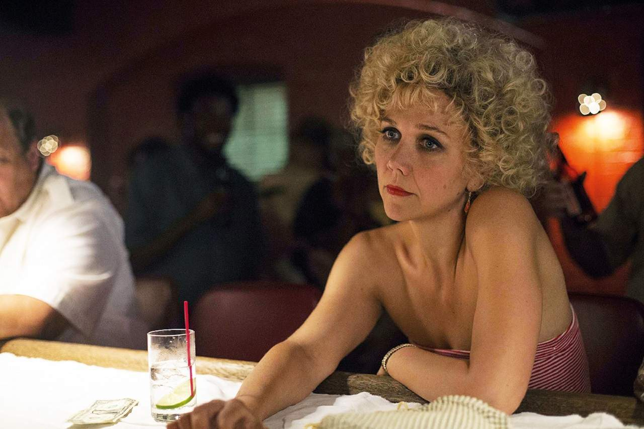The Deuce reminds me of a novel – and has its share of jaunty clichés