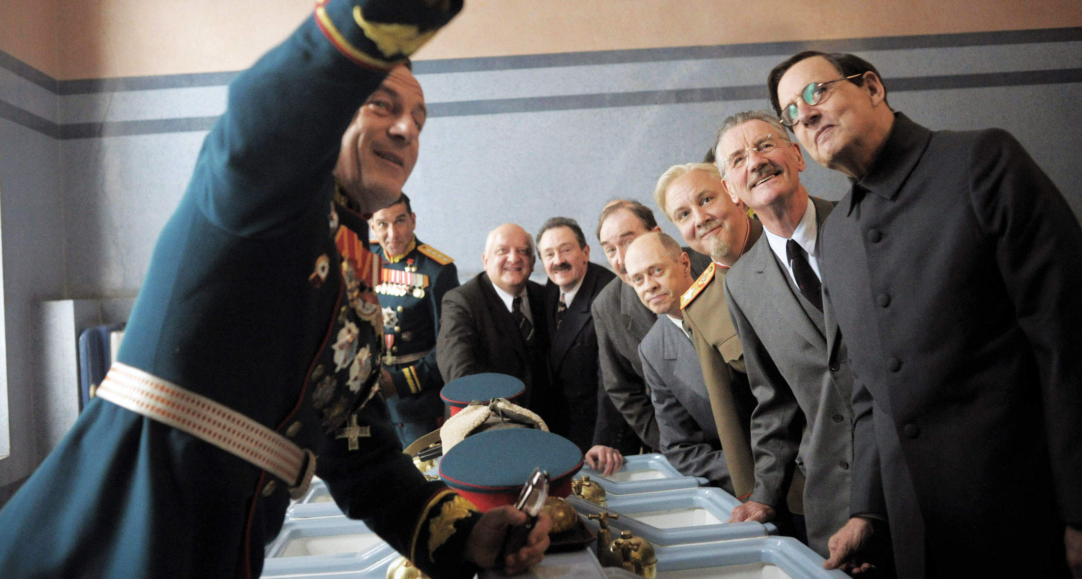 The Death of Stalin is The Thick of It in Communist Party clothing