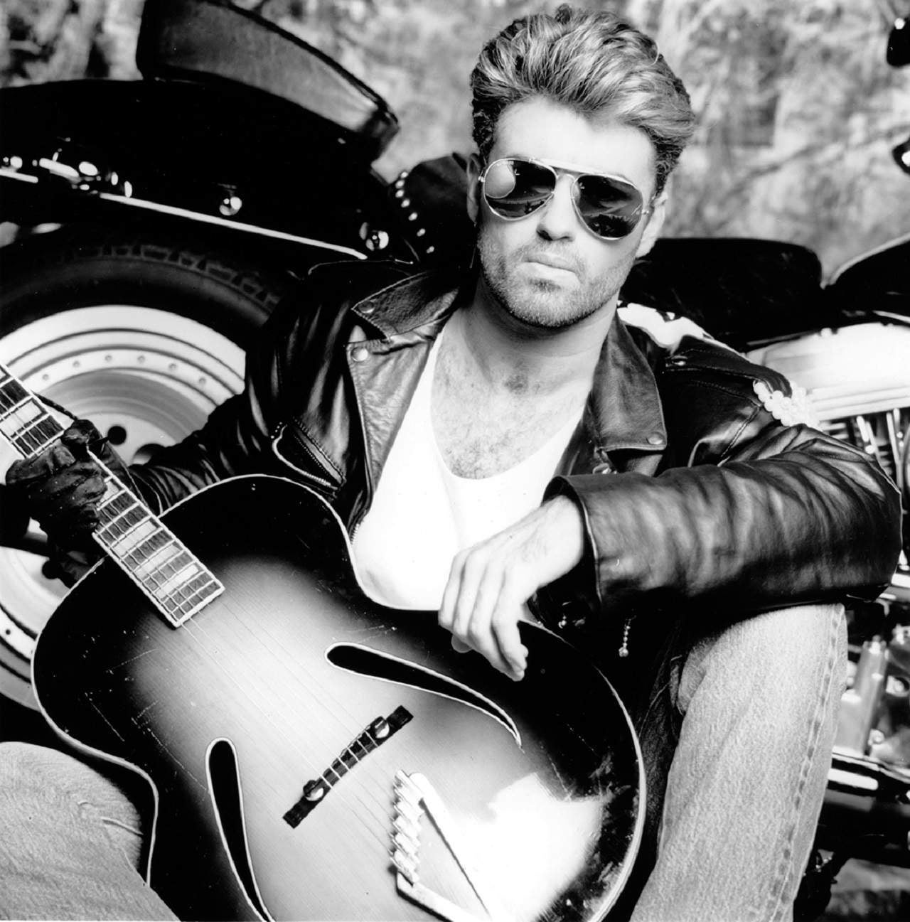 George Michael's Freedom: if only the film had more depth and grit