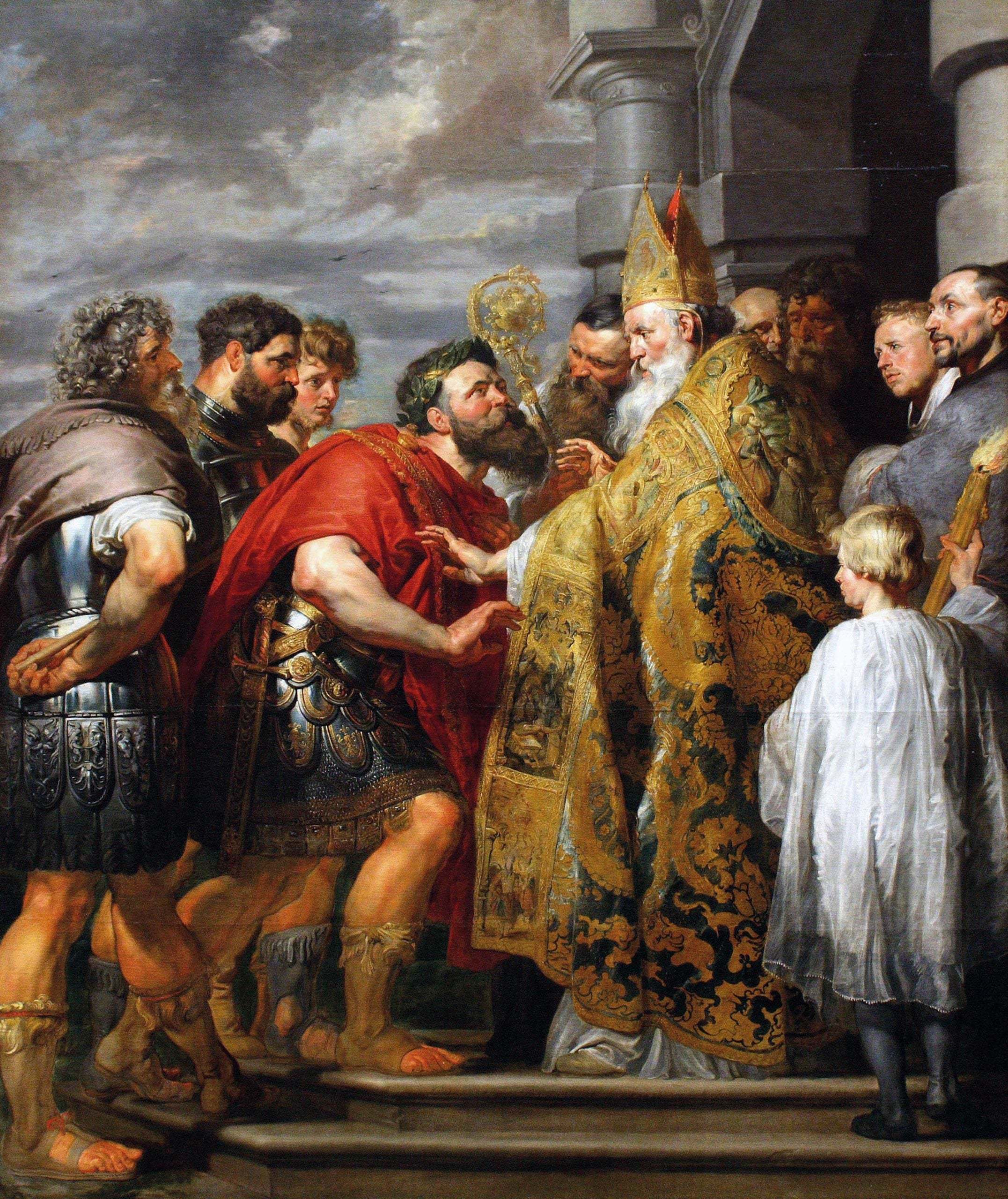 The Darkening Age: how Christians won the brutal culture war against Rome