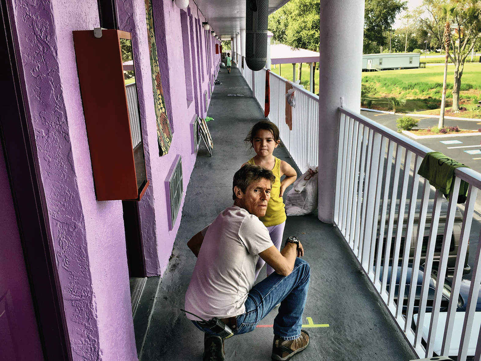 The Florida Project is an empathy-provoking series of vignettes on childhood