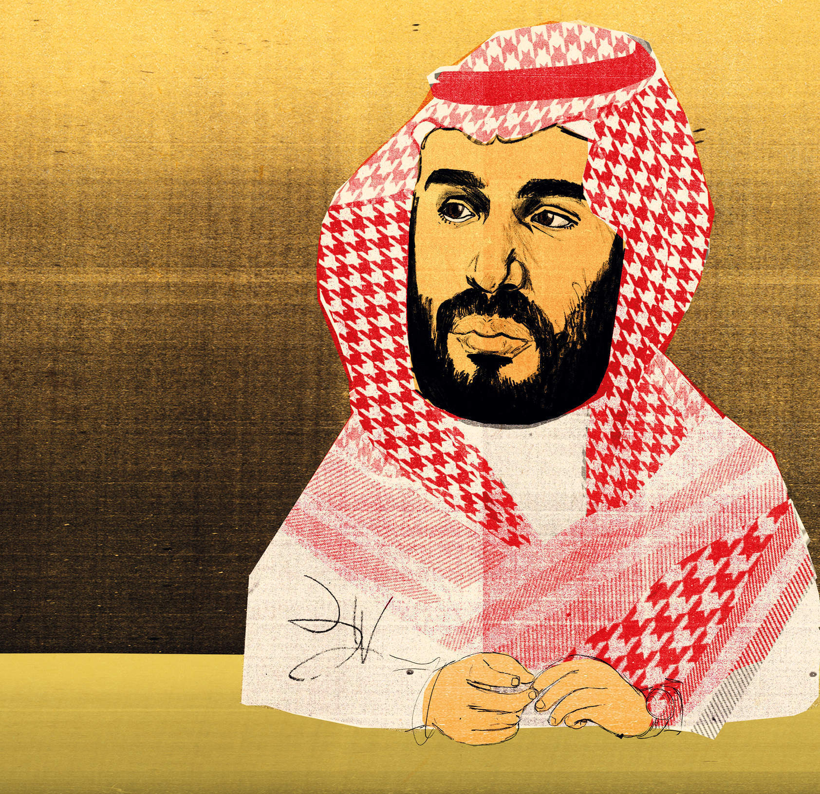 The Saudi game of thrones: Crown Prince Mohammed's power grab