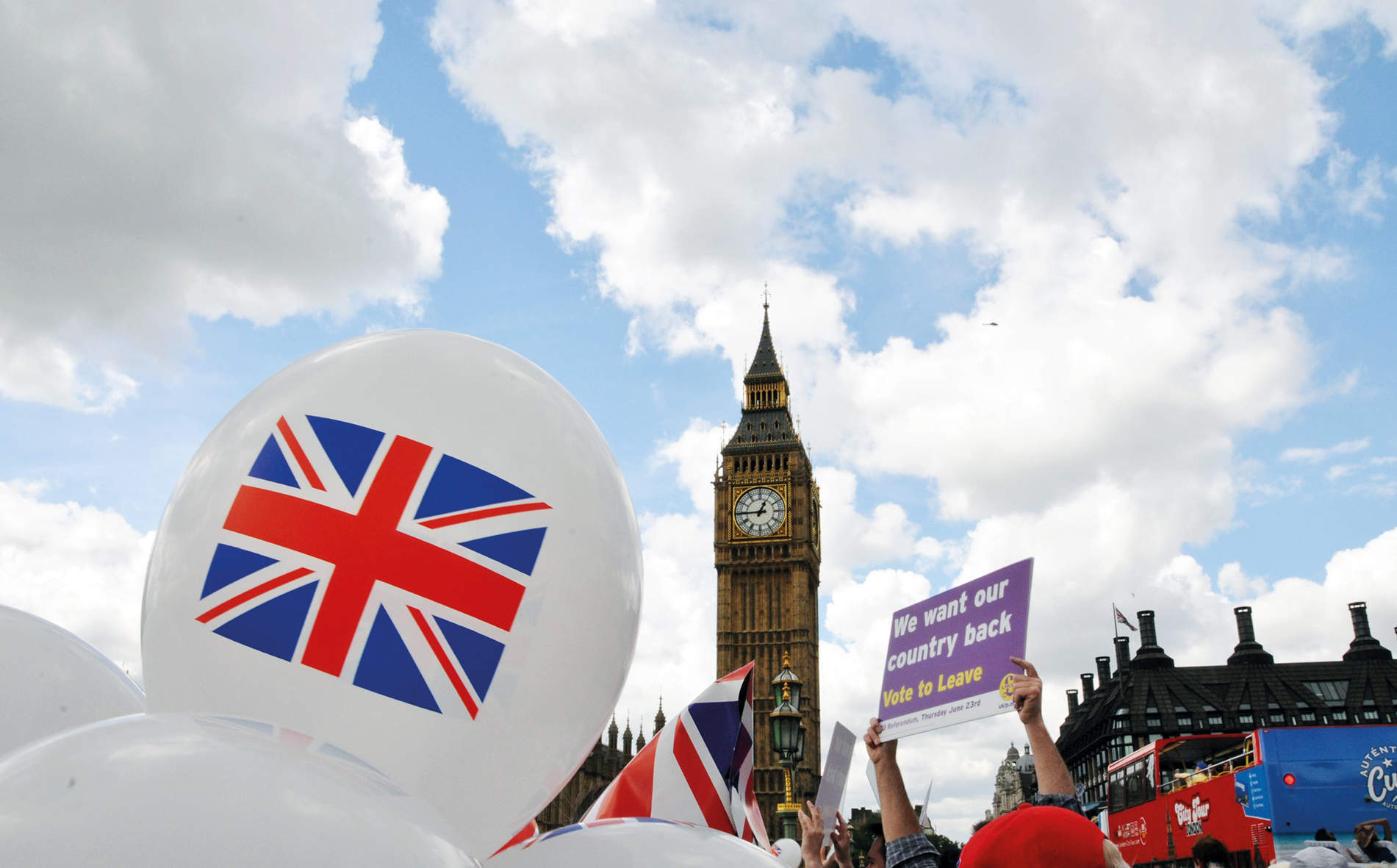 Why the left should support Brexit