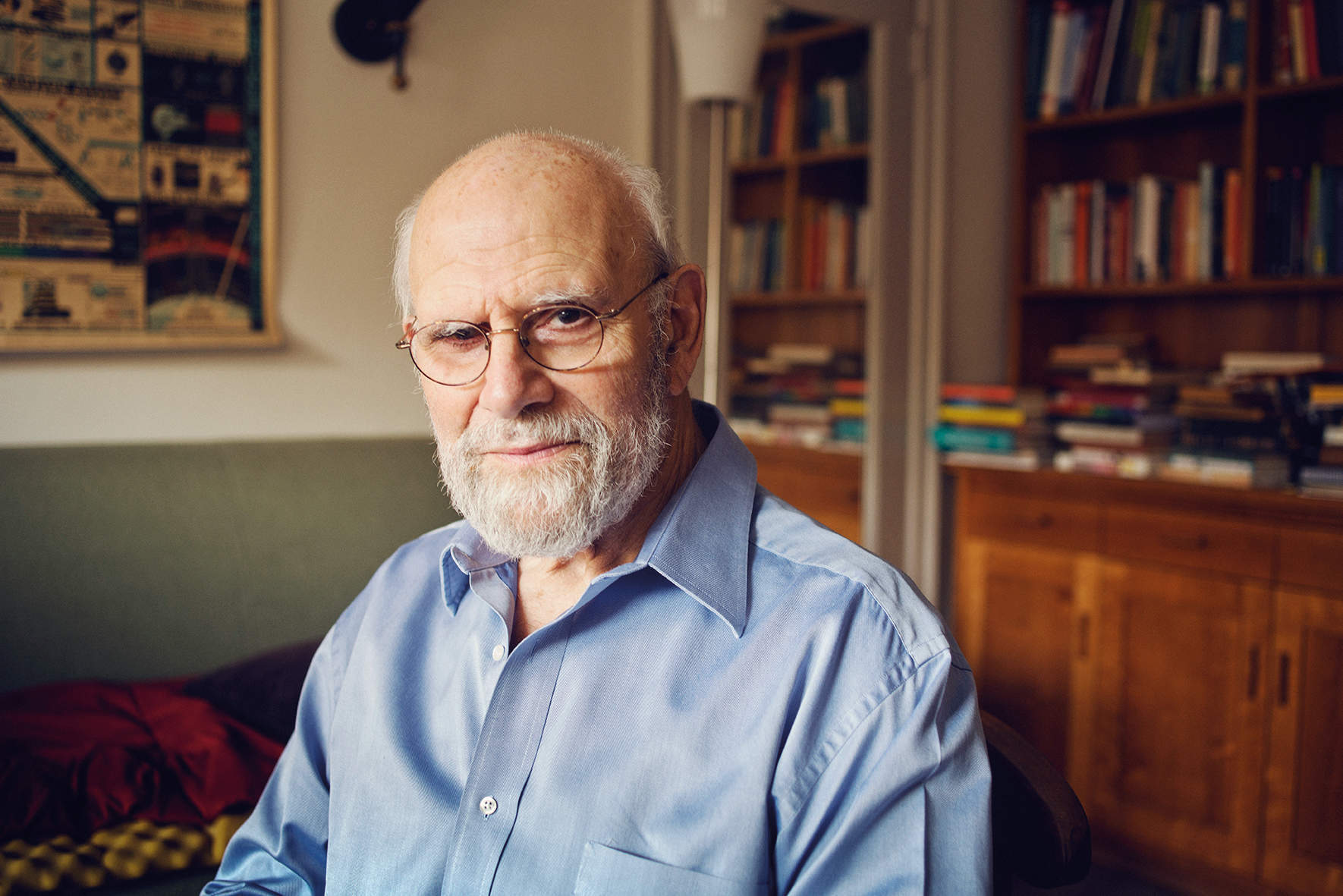 The River of Consciousness looks back on Oliver Sacks's life in writing