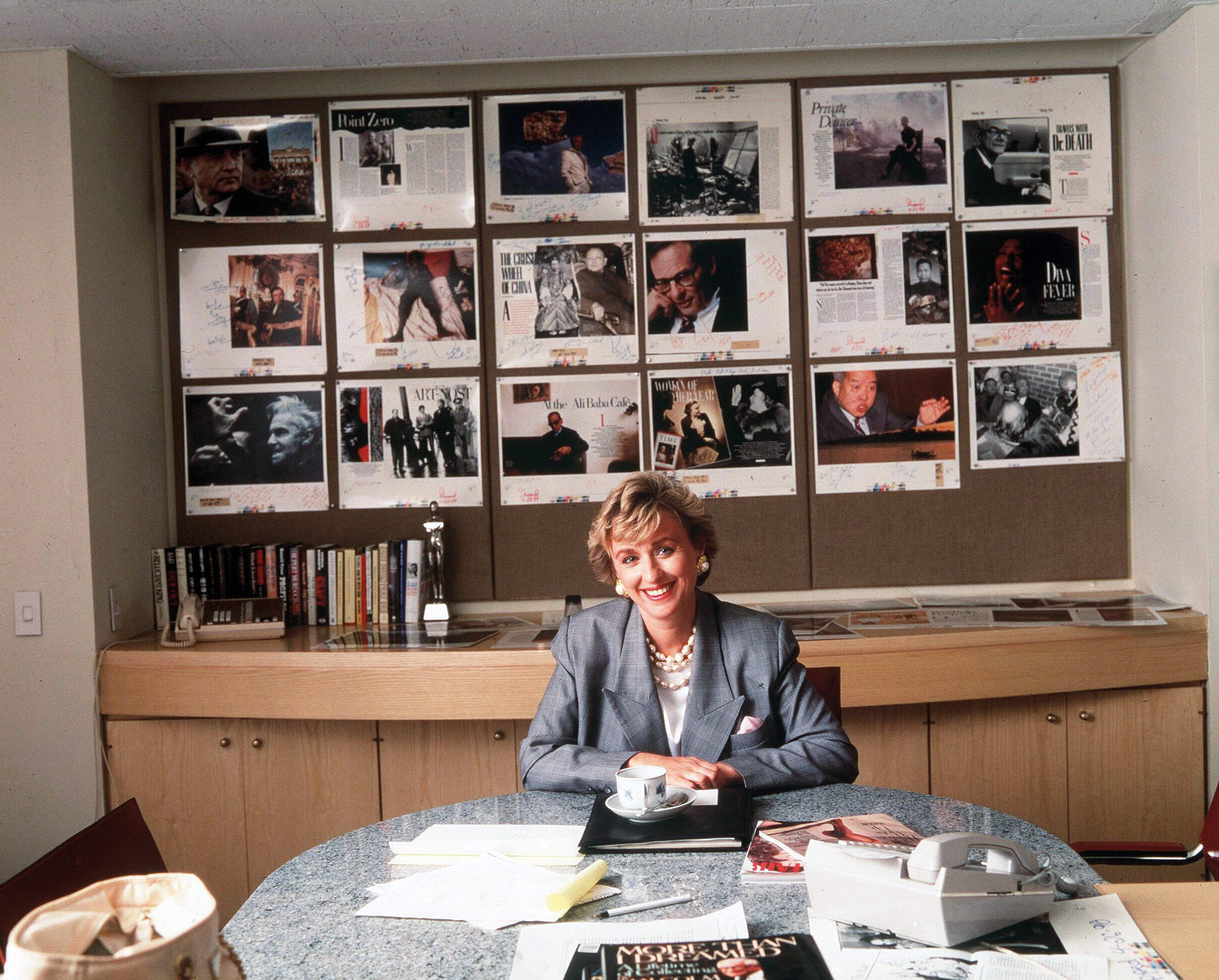 The Vanity Fair Diaries: how the dazzling and relentless Tina Brown conquered New York
