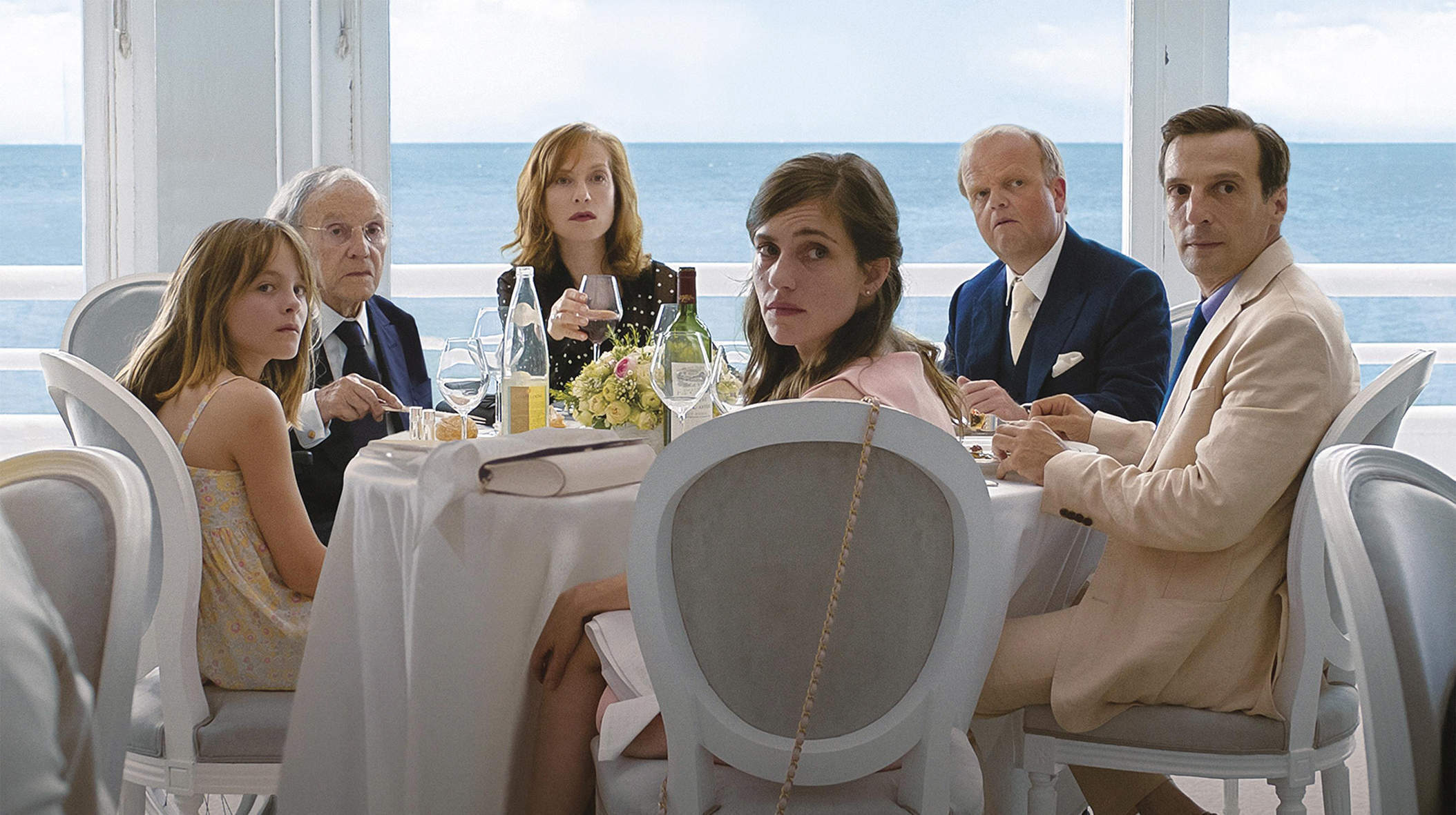 Happy End exposes the areas where class, race, economics and morality intersect
