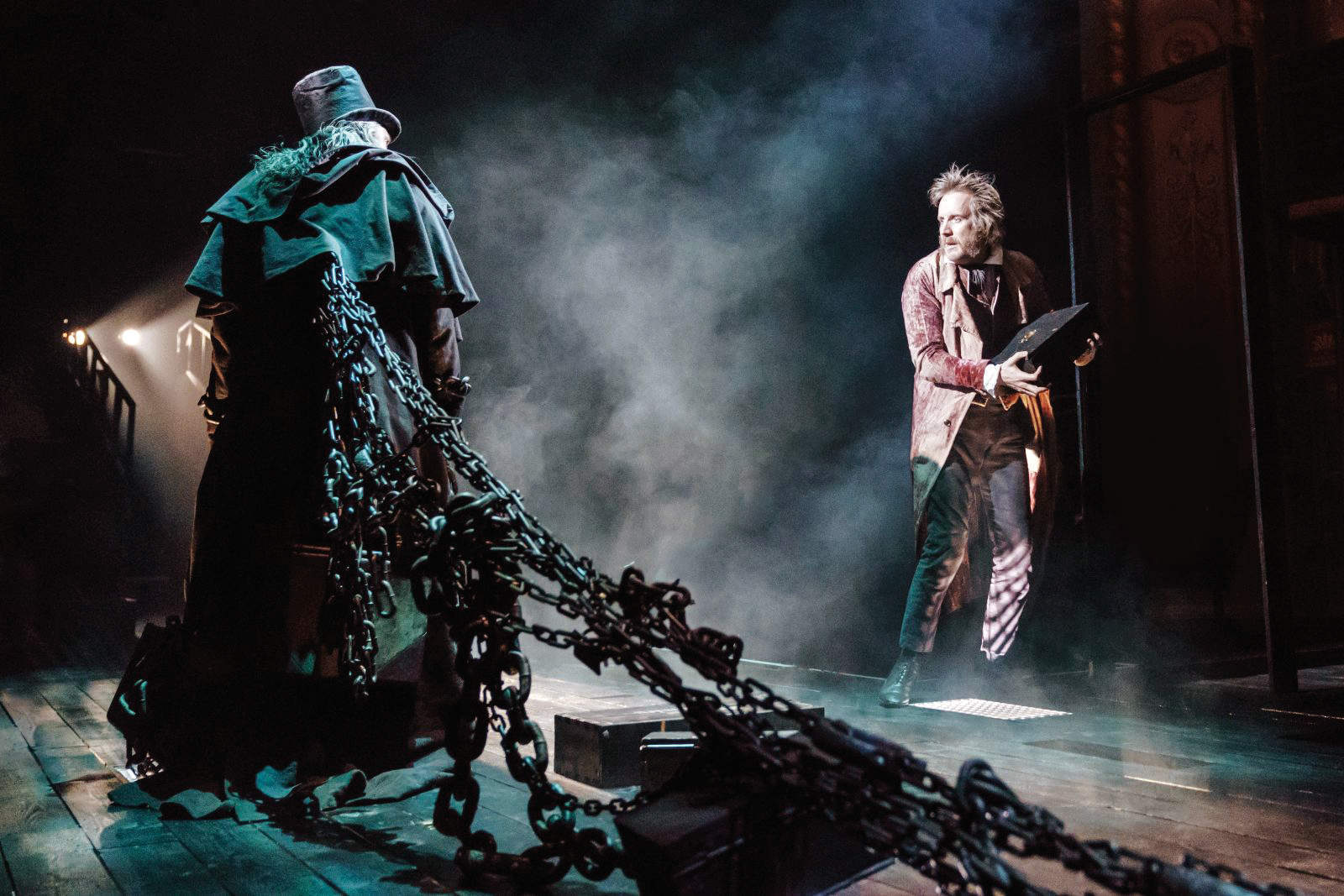 A Christmas Carol at the Old Vic: seasonal sweetness offset by more acrid notes