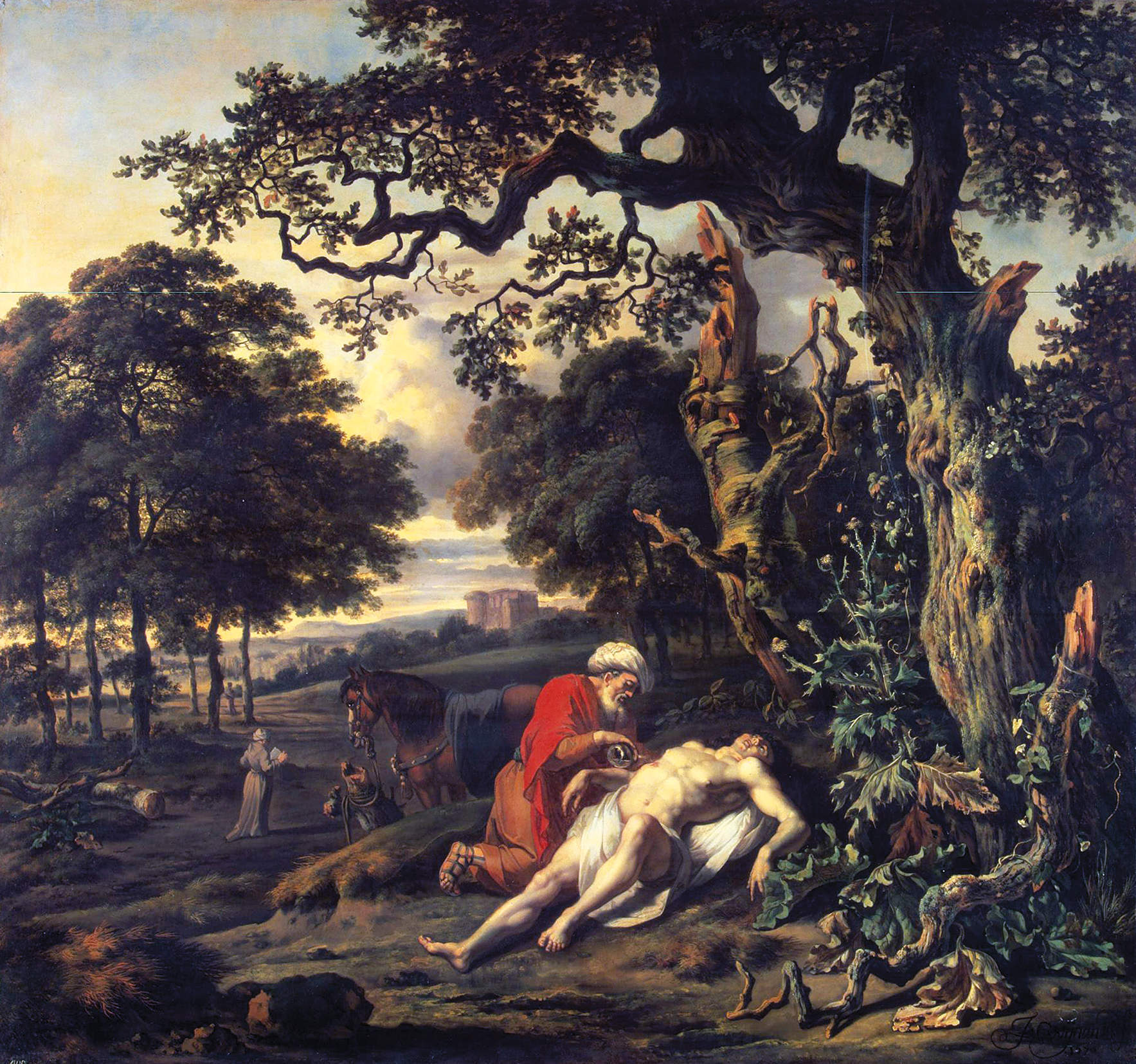 The Good Samaritan: how politics transformed the meaning of a biblical story