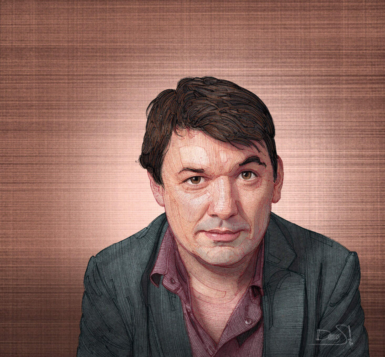 """Graham Linehan Q&A: """"Writing Father Ted was like being hooked up to a drip full of endorphins"""""""