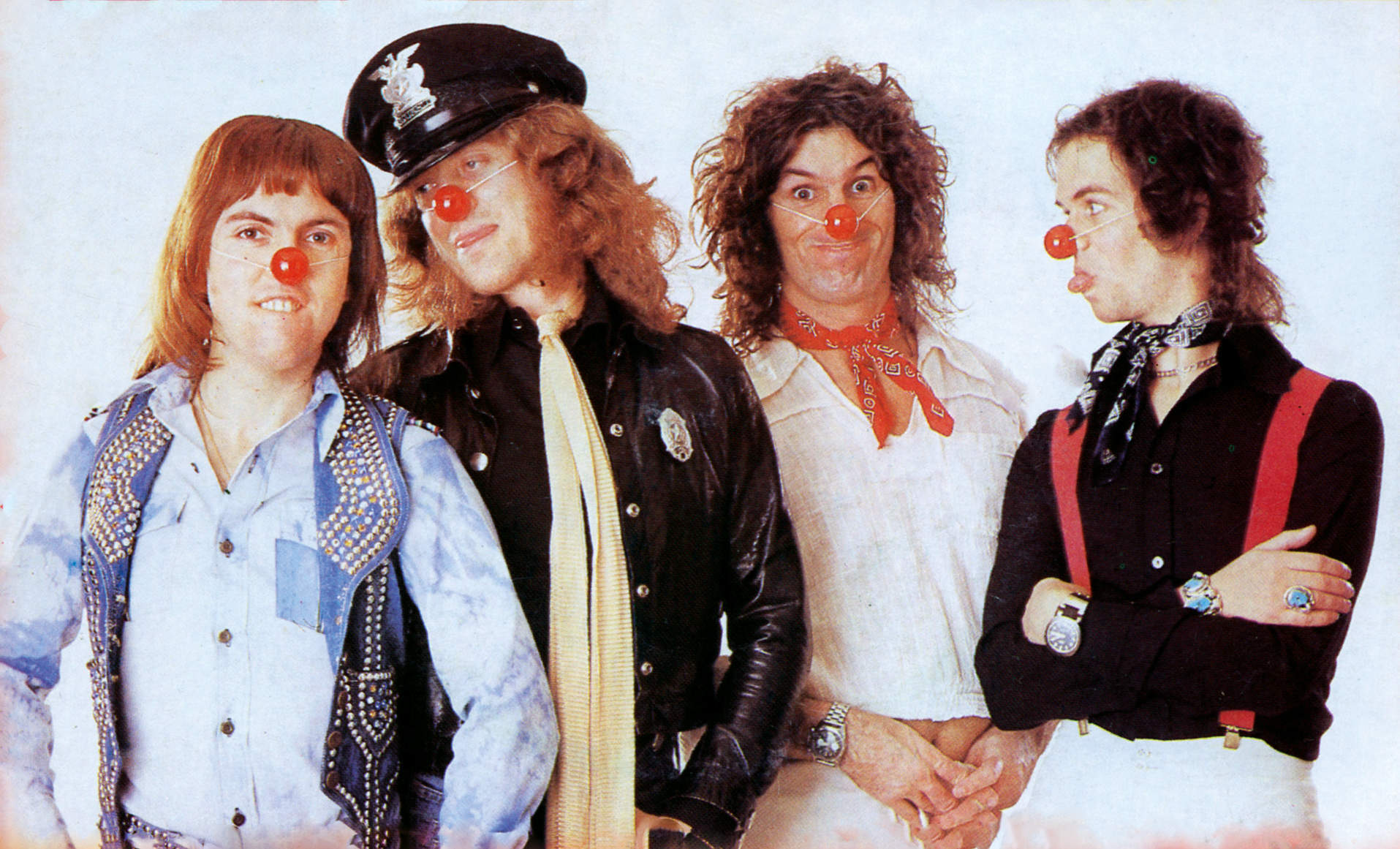 So Here It Is: Dave Hill on Slade's pretension-free rock memoir