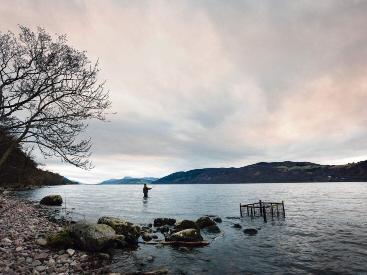 A water-based religion: how fishing liberates the mind