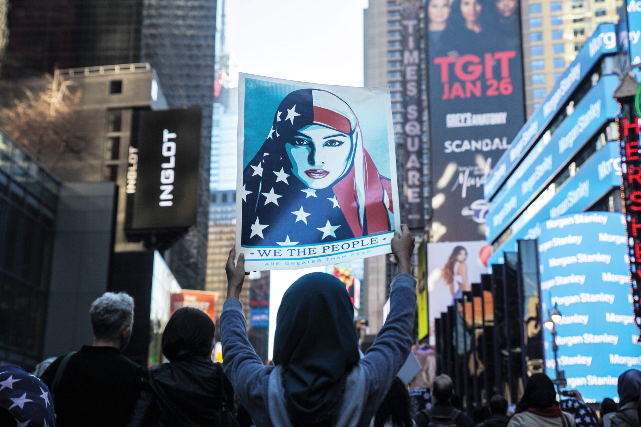 How it feels to be a Muslim in Trump's America
