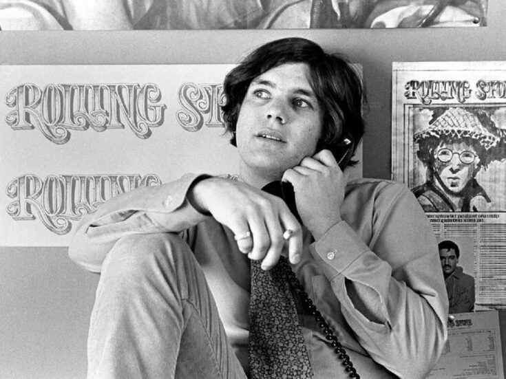 The contradictory and colourful life of the Rolling Stone editor, Jan Wenner