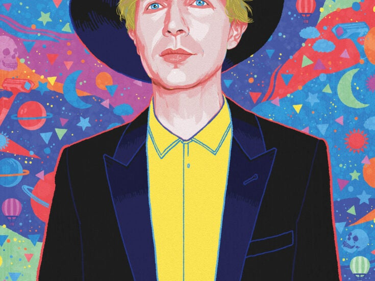 """""""I miss people. I have a longing for connection and human contact"""": life on Planet Beck"""
