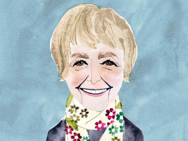 """Margaret Hodge Q&A: """"All politicians are failed actors and actresses"""""""