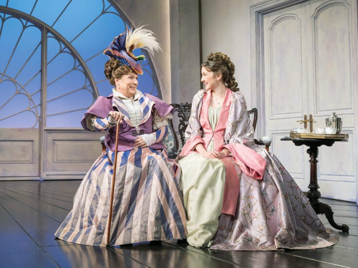 Kathy Burke's Lady Windermere's Fan needs more edge to its gooey marshmallow centre