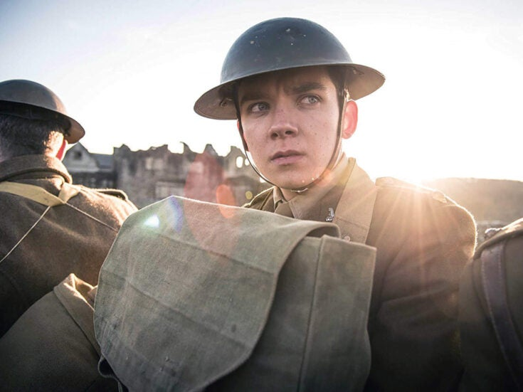 Journey's End is a war film not about the thick of battle, but its approach and aftermath