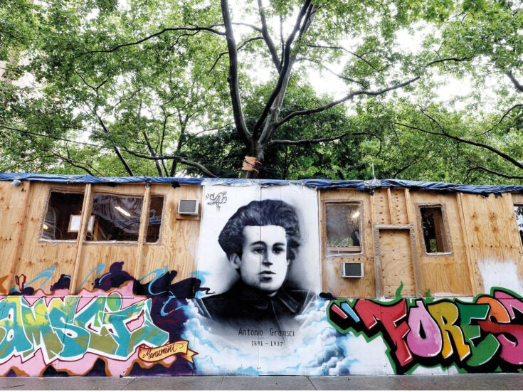 Why Antonio Gramsci is the Marxist thinker for our times