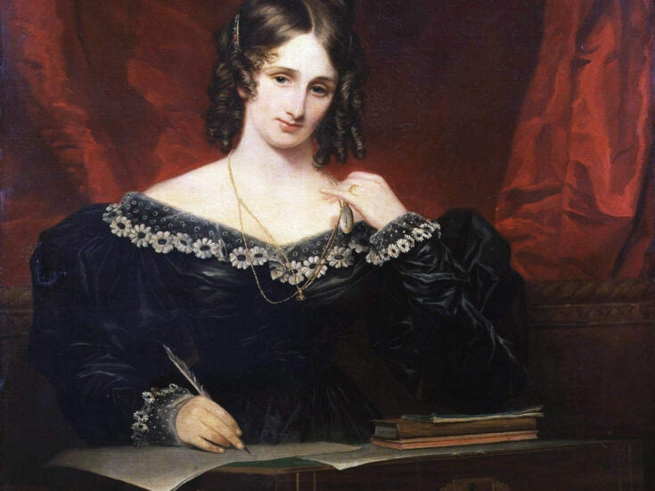 Fiona Sampson's search for Mary Shelley refuses the typical distance of a biography
