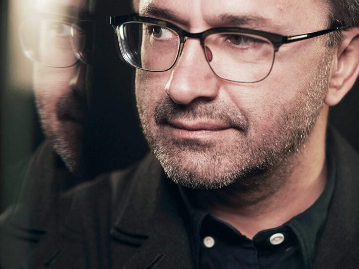 Oscar-nominated Russian director Andrey Zvyagintsev is the thorn in Putin's side