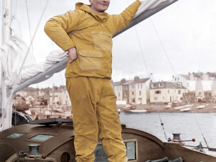 Why are film-makers obsessed with the story of doomed British sailor Donald Crowhurst?