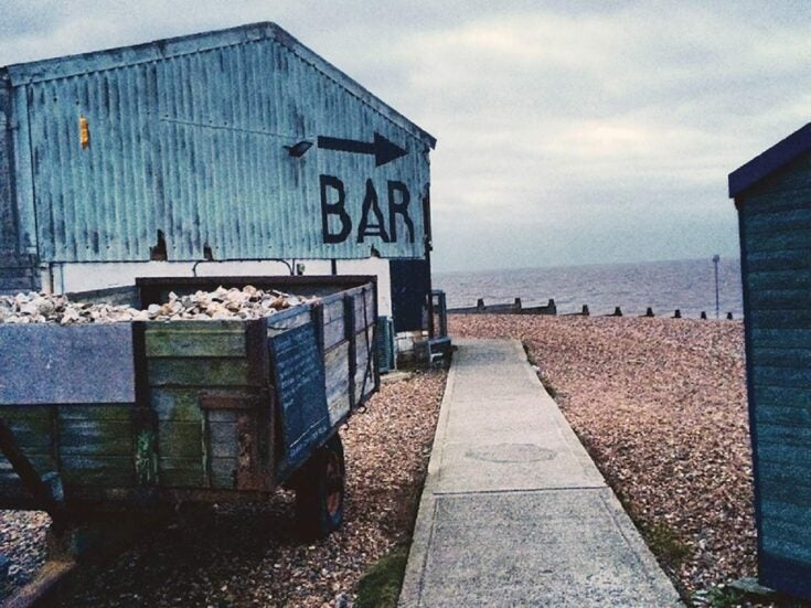 Nightmare on sea: a strange, once-forgotten history of the Kent coast is a cult favourite