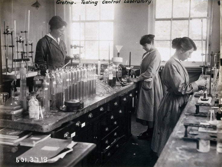 A Lab of One's Own: the forgotten female scientists who shed stereotypes about women's abilities