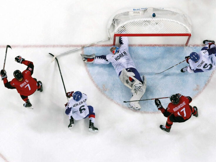 Blood, blades and bitter: how ice hockey bloomed in 1980s Britain